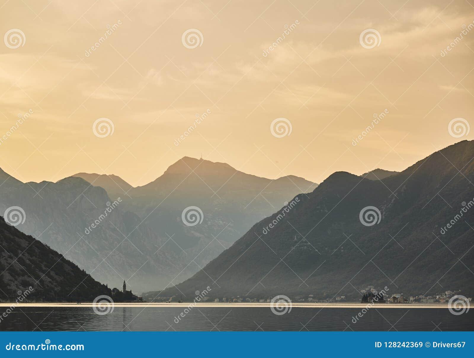Carpathians jutrzenkowy gór obrazek brać ukrainian był Montenegro Lato