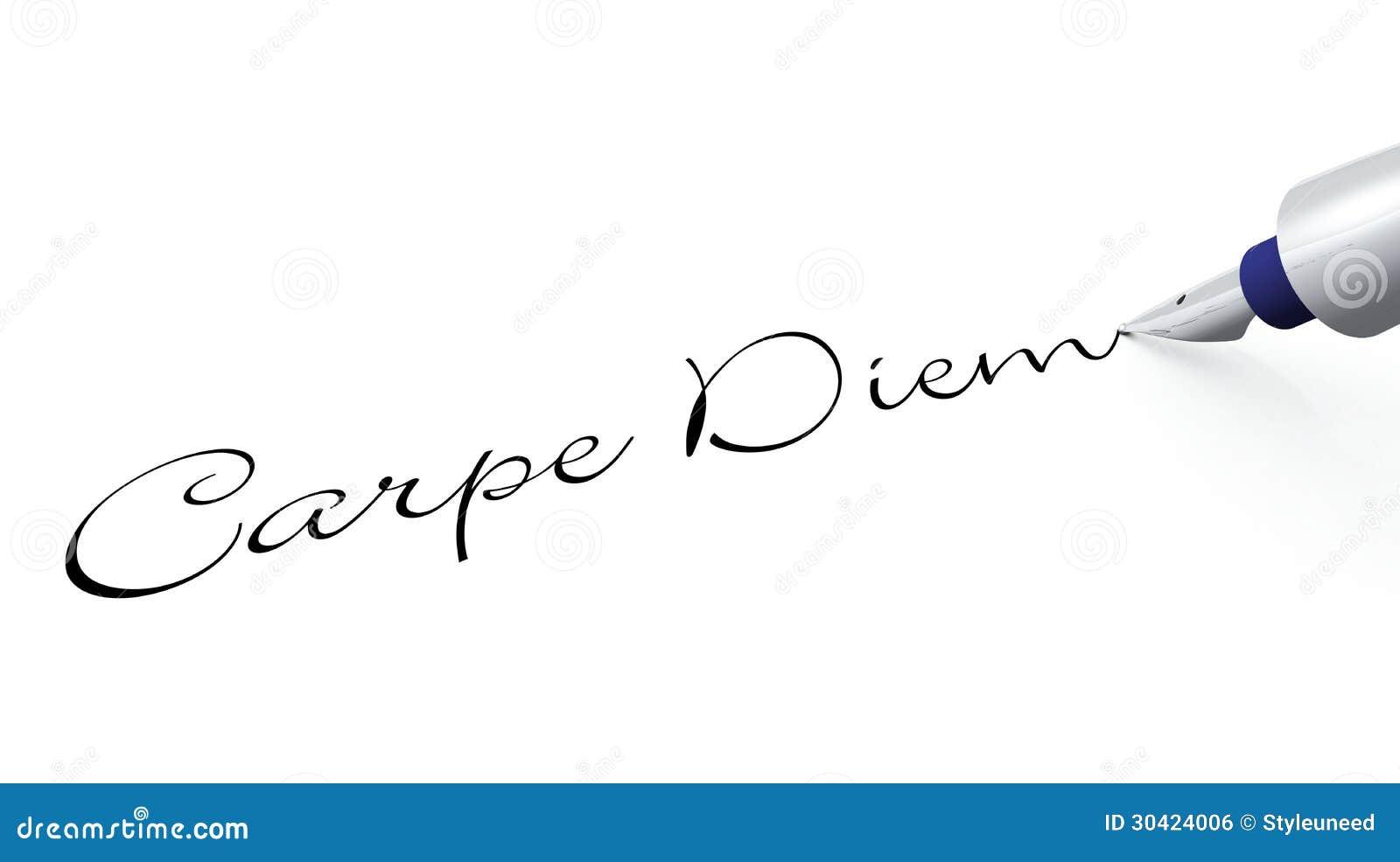 carpe diem inscription royalty stock image image  royalty stock photo carpe diem