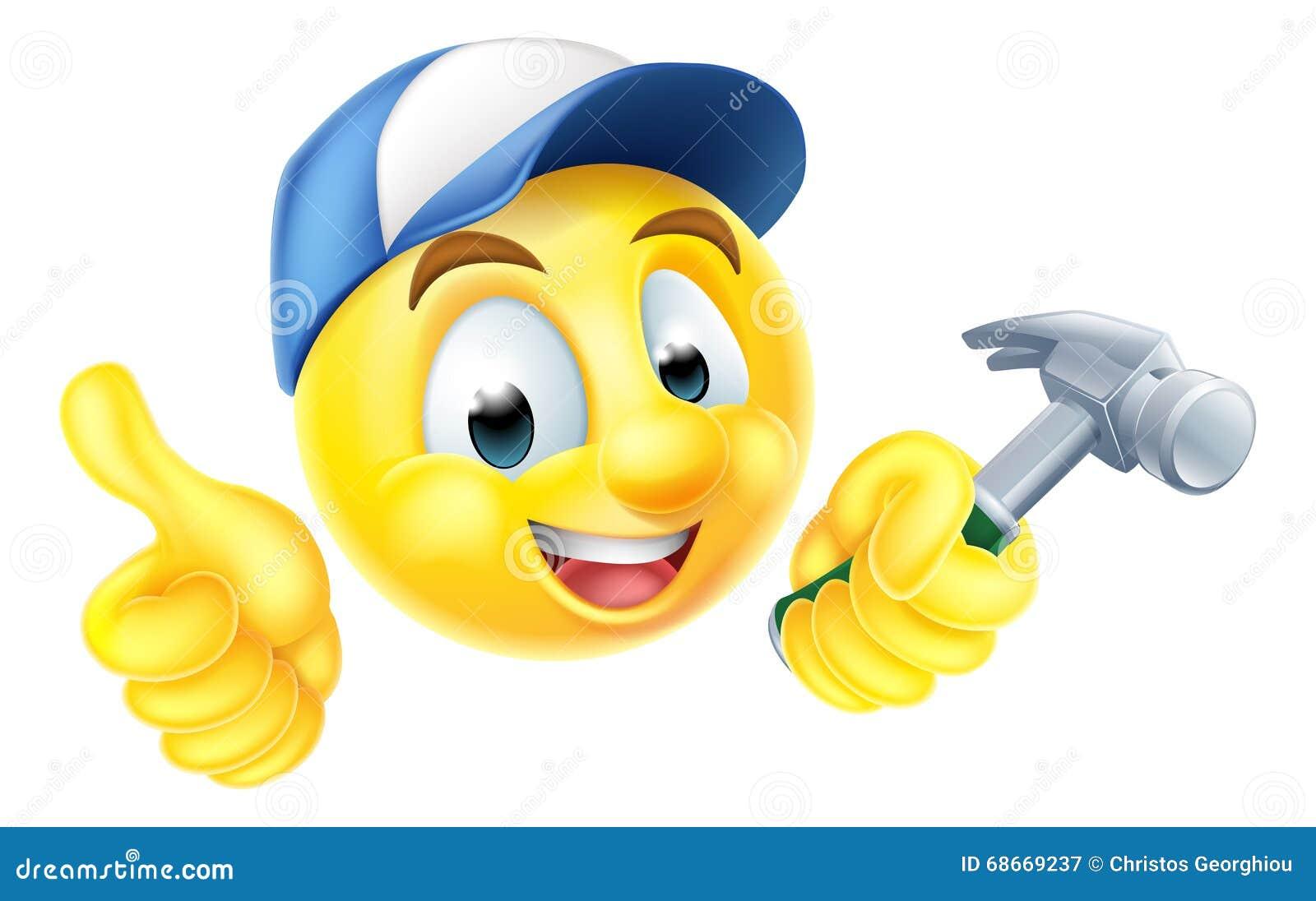 Builder Emoji Stock Illustrations 57 Builder Emoji Stock Illustrations Vectors Clipart Dreamstime