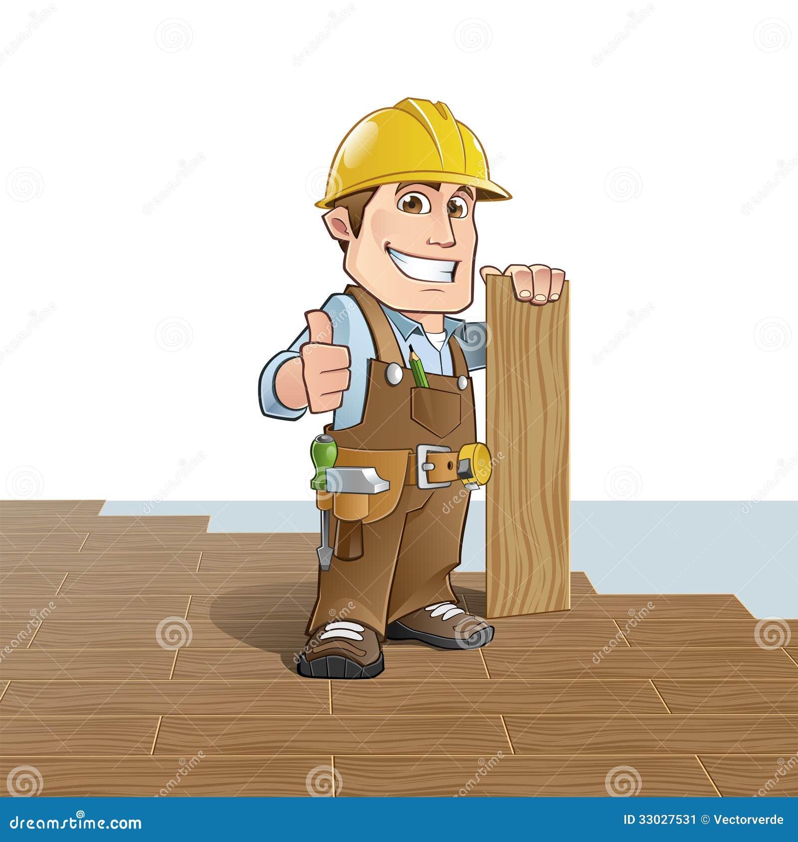Carpenter Stock Image Image 33027531