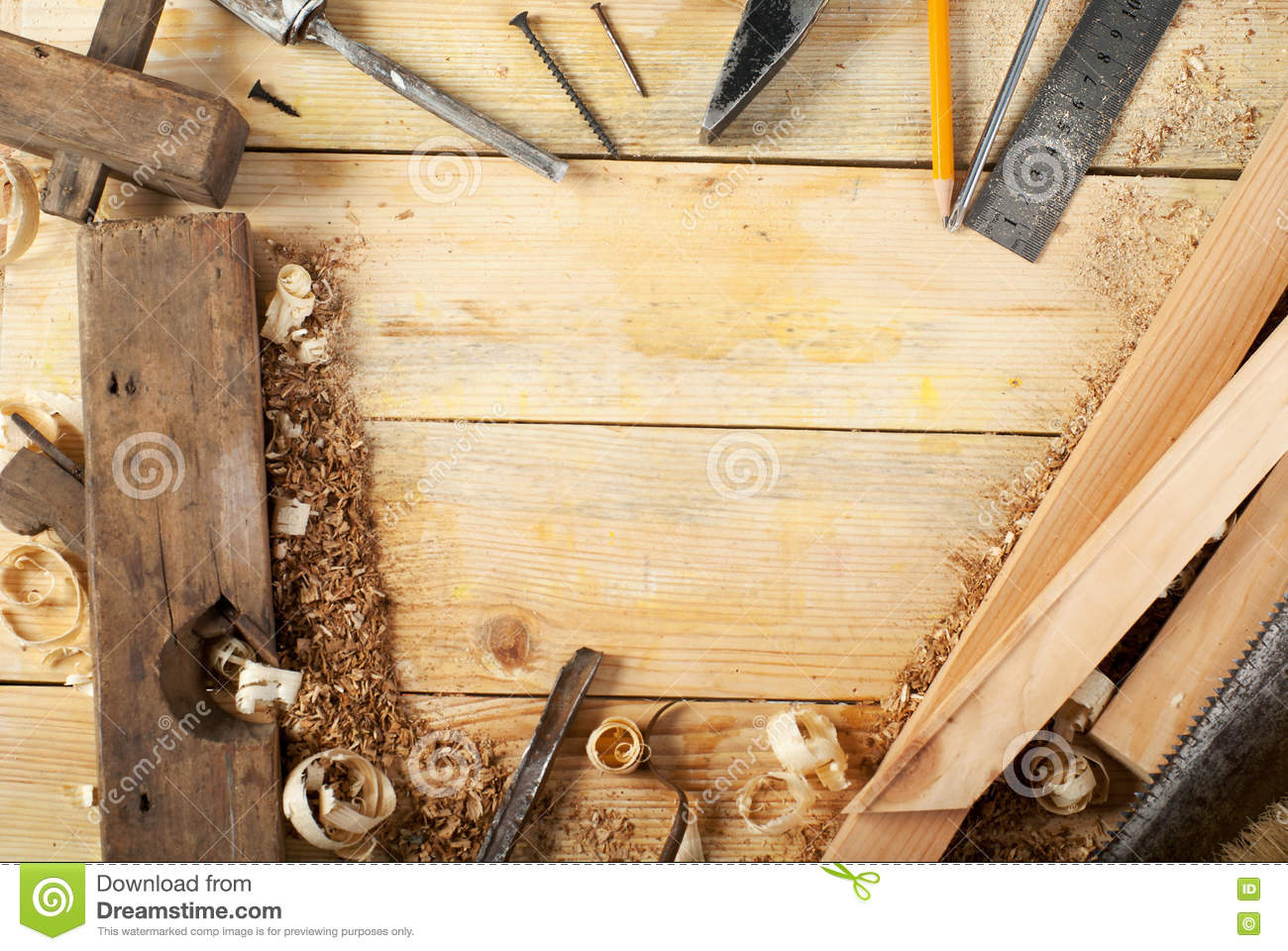 Carpentry background - photo#45