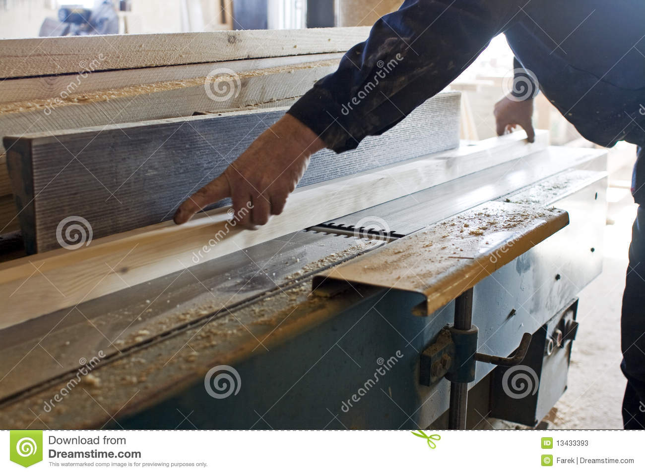 Carpenter work