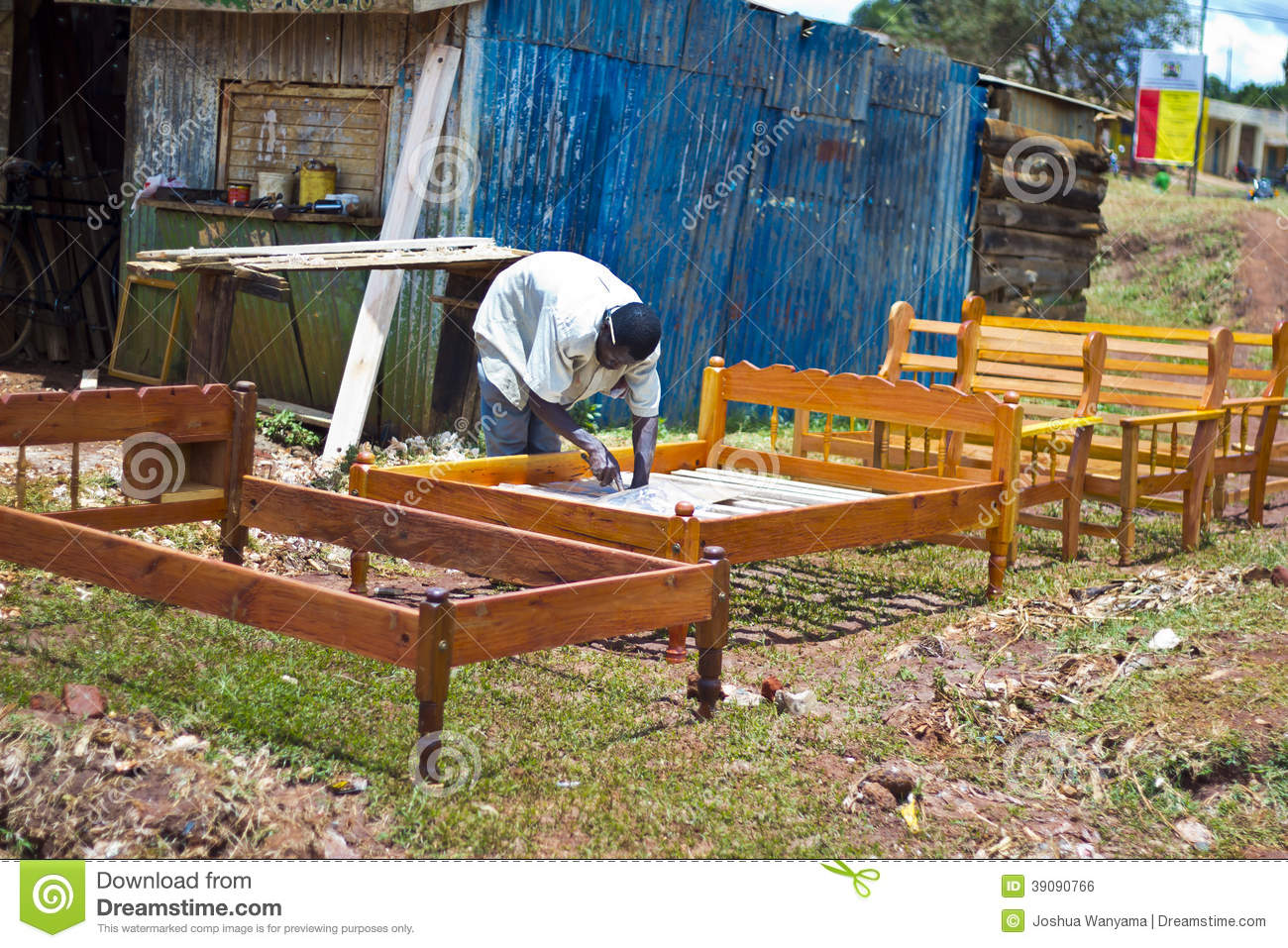 Download Carpenter At Work Editorial Photo. Image Of Worker, People    39090766