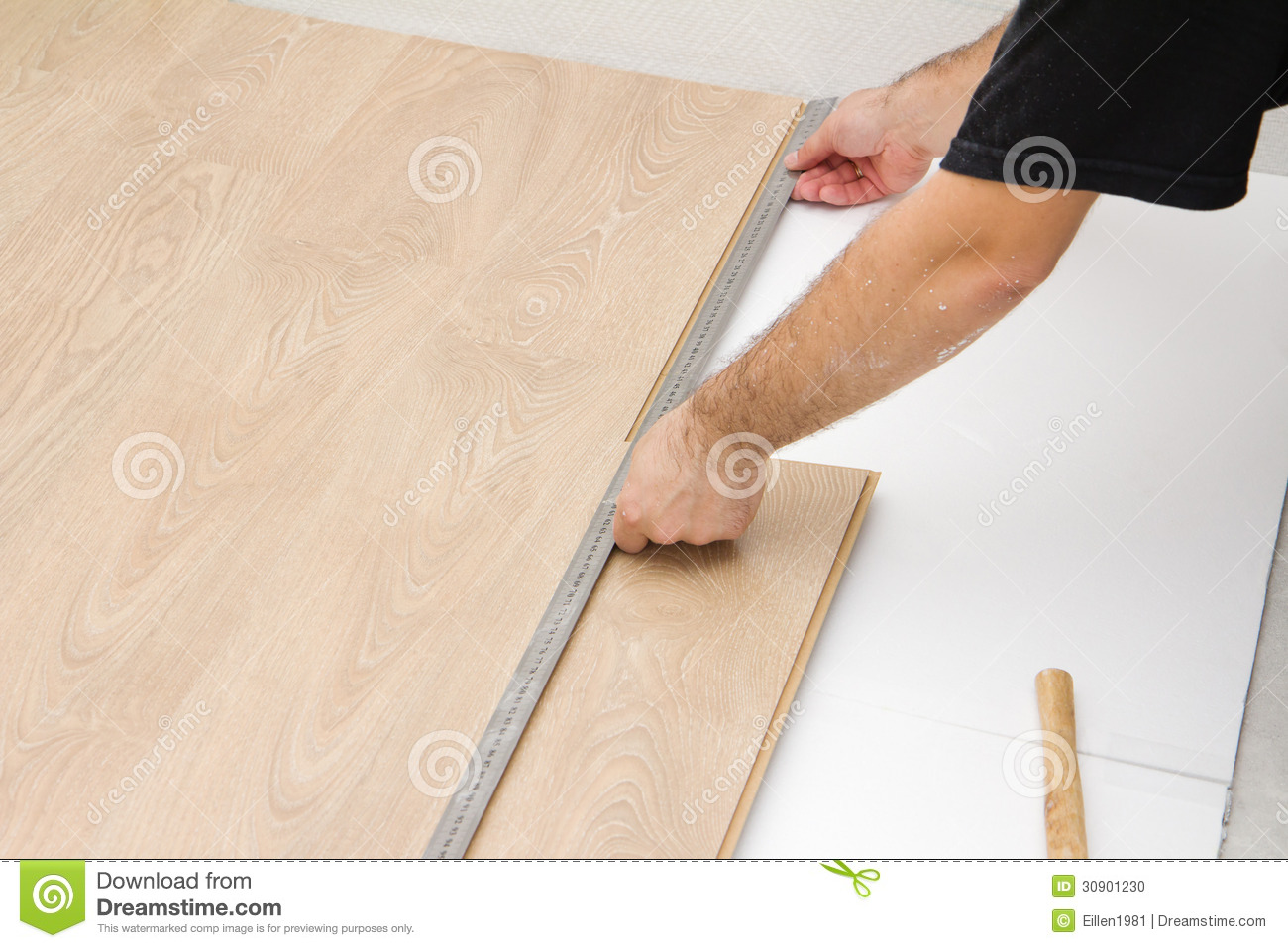 Laminate Flooring Laminate Flooring Measuring