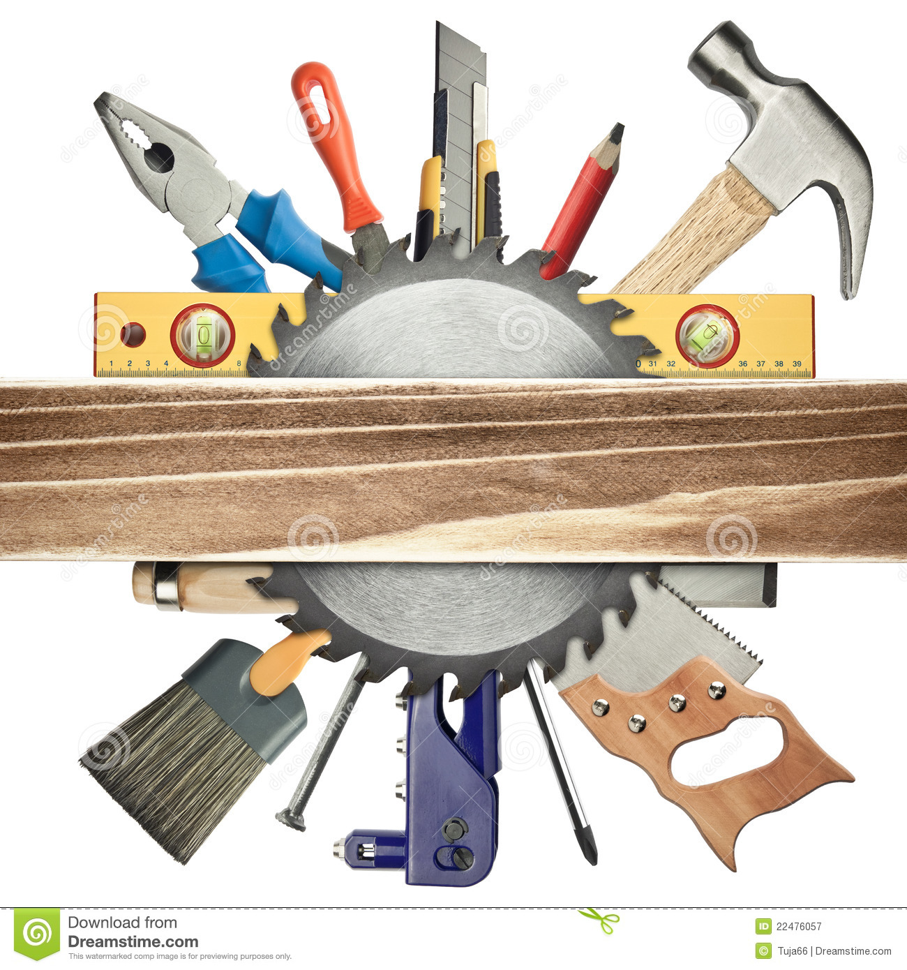 Carpentry background s...