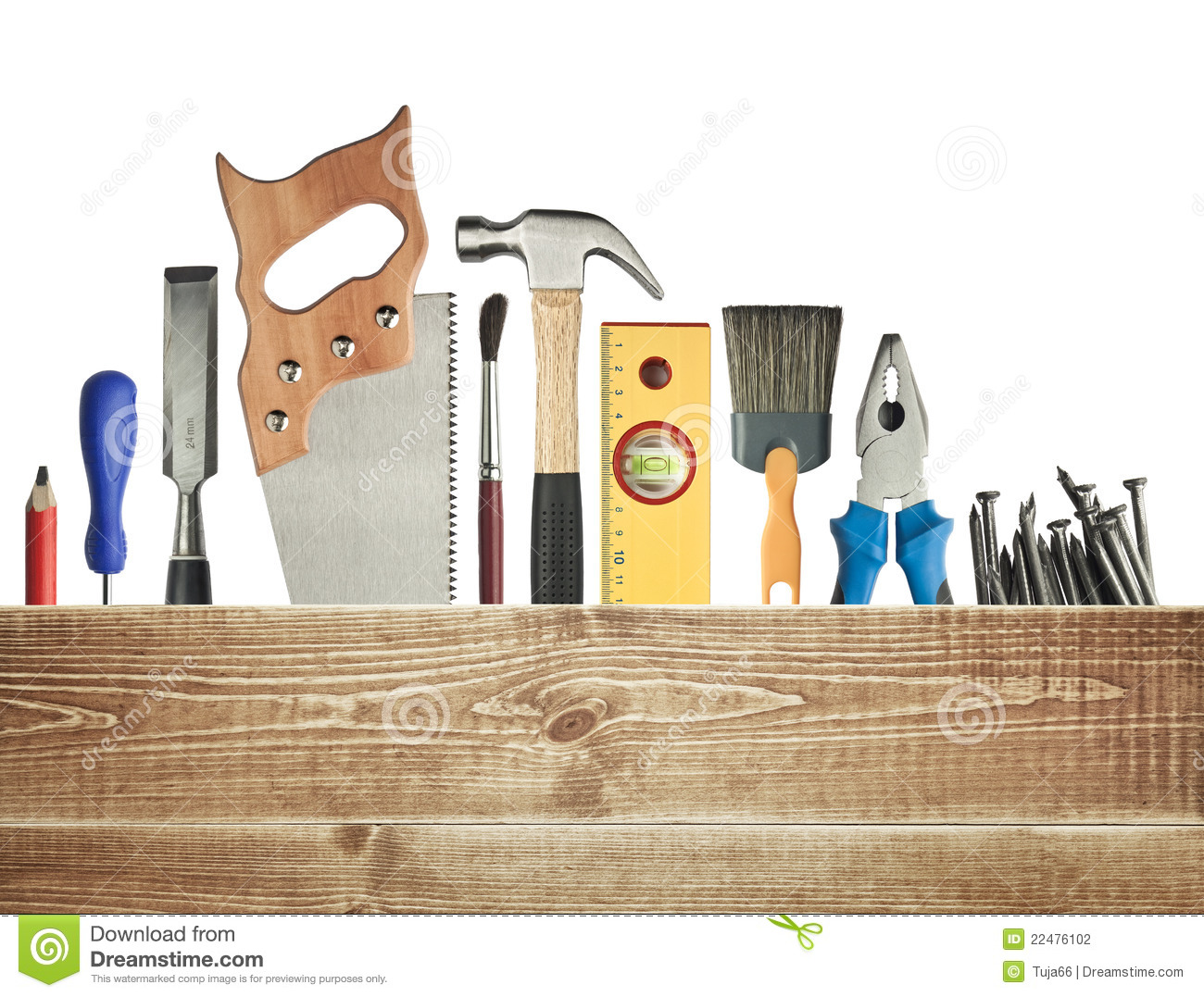 Carpentry Background Stock Photography Image 22476102
