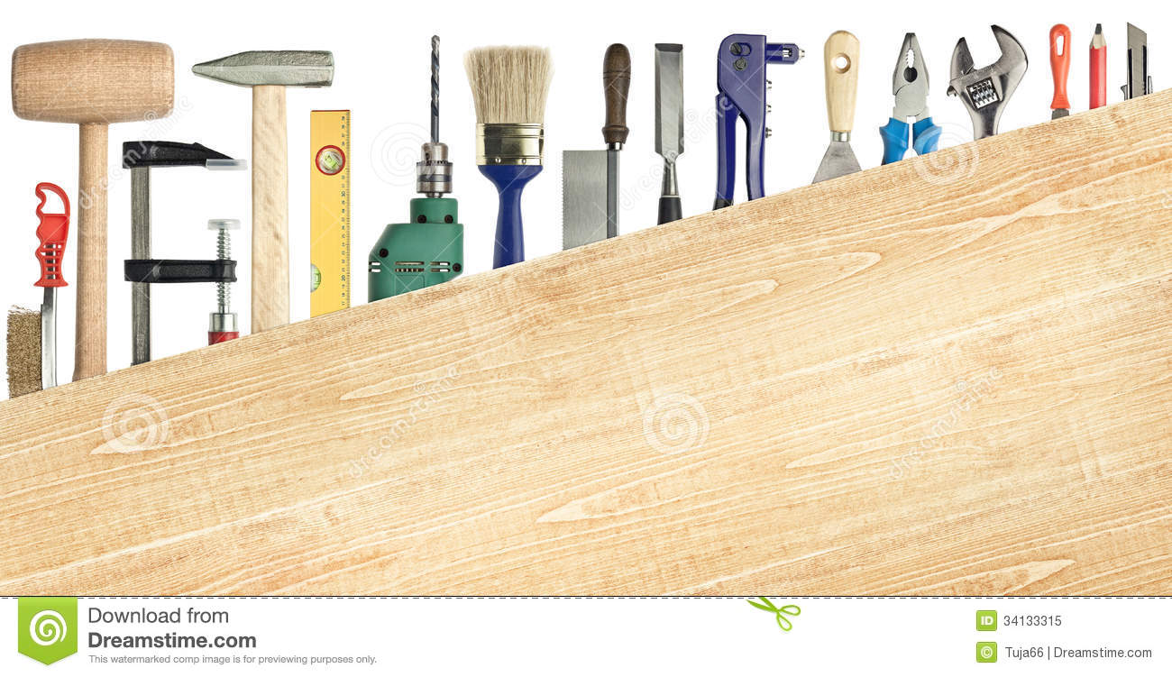 Carpentry Background Royalty Free Stock Photo Image