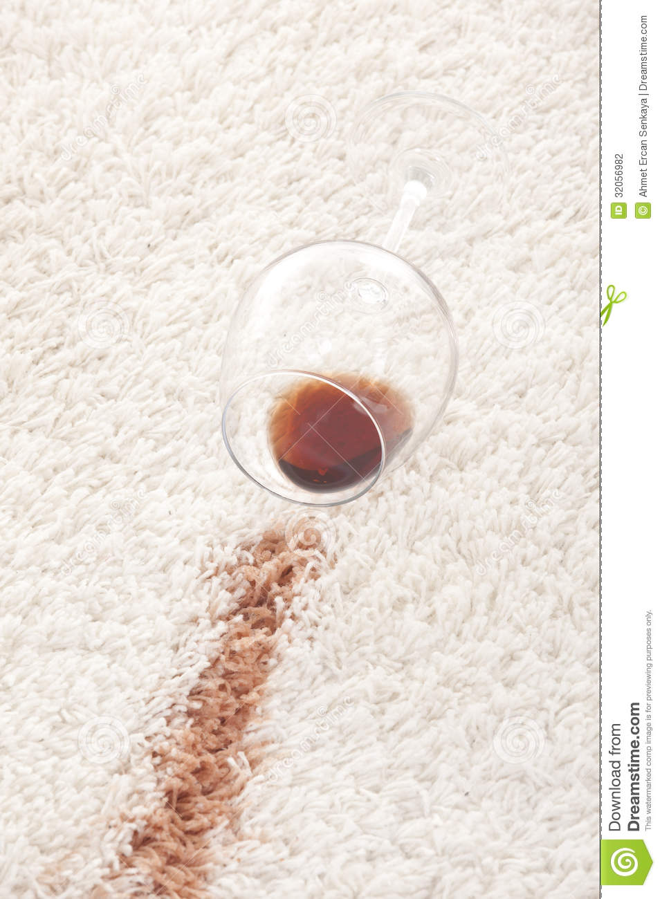 Carpet Cleaning Stock Photography Image 32056982
