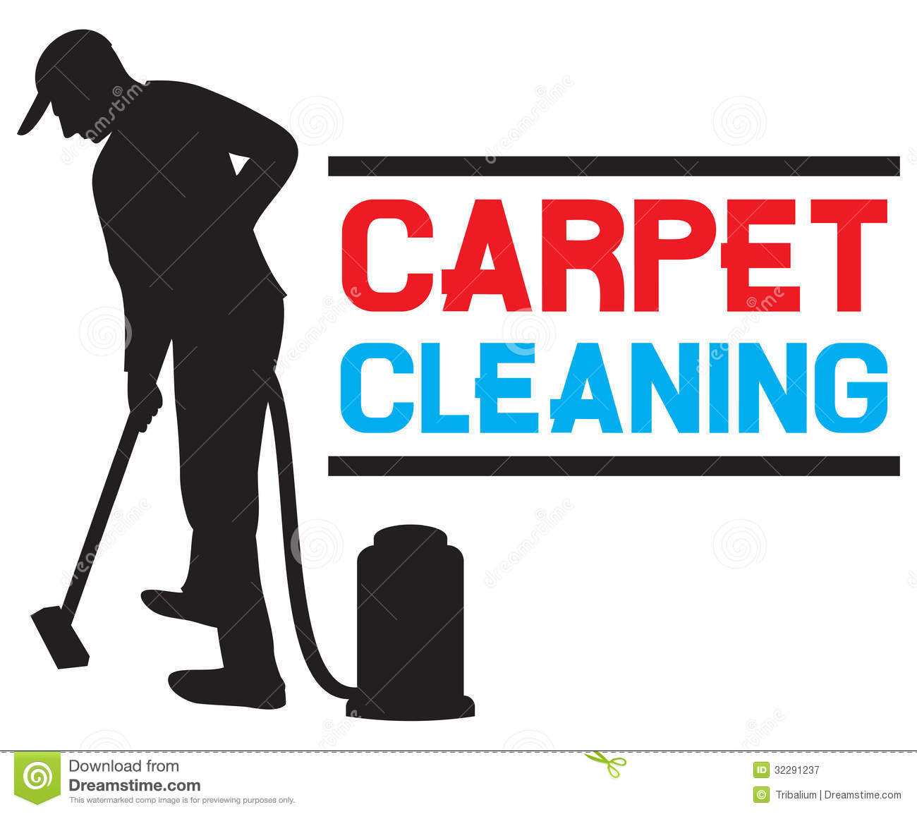 Carpet Cleaning Service Royalty Free Stock Photography Image 32291237