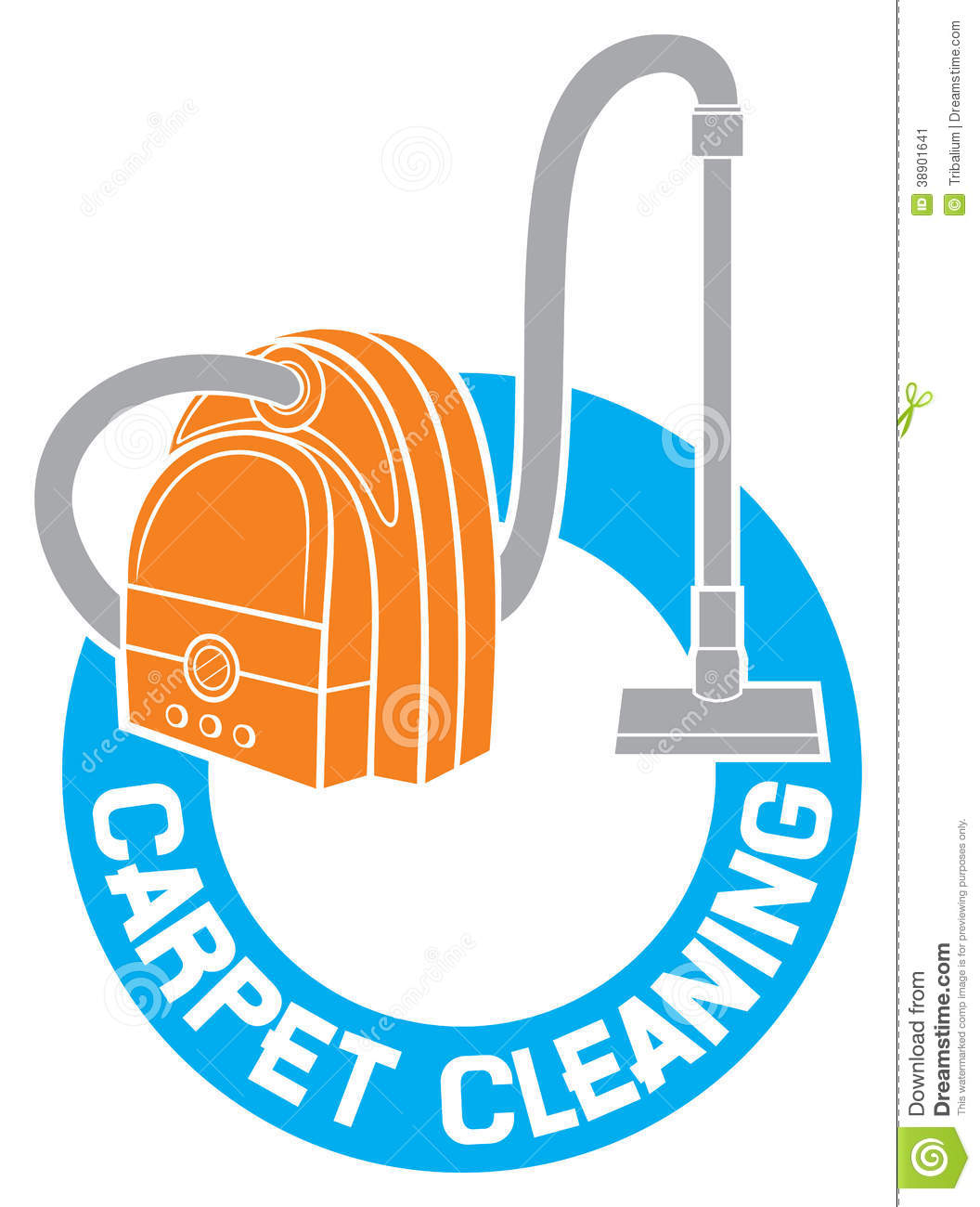 Carpet Cleaning Stock Photo Image 38901641