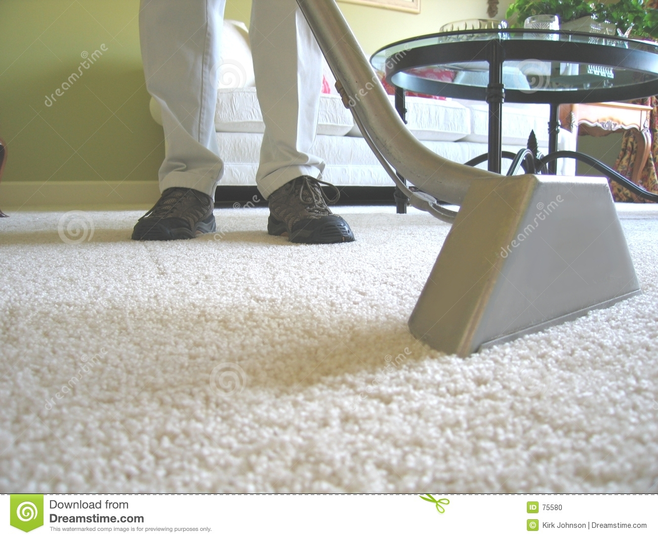 Carpet Cleaning Vacuum