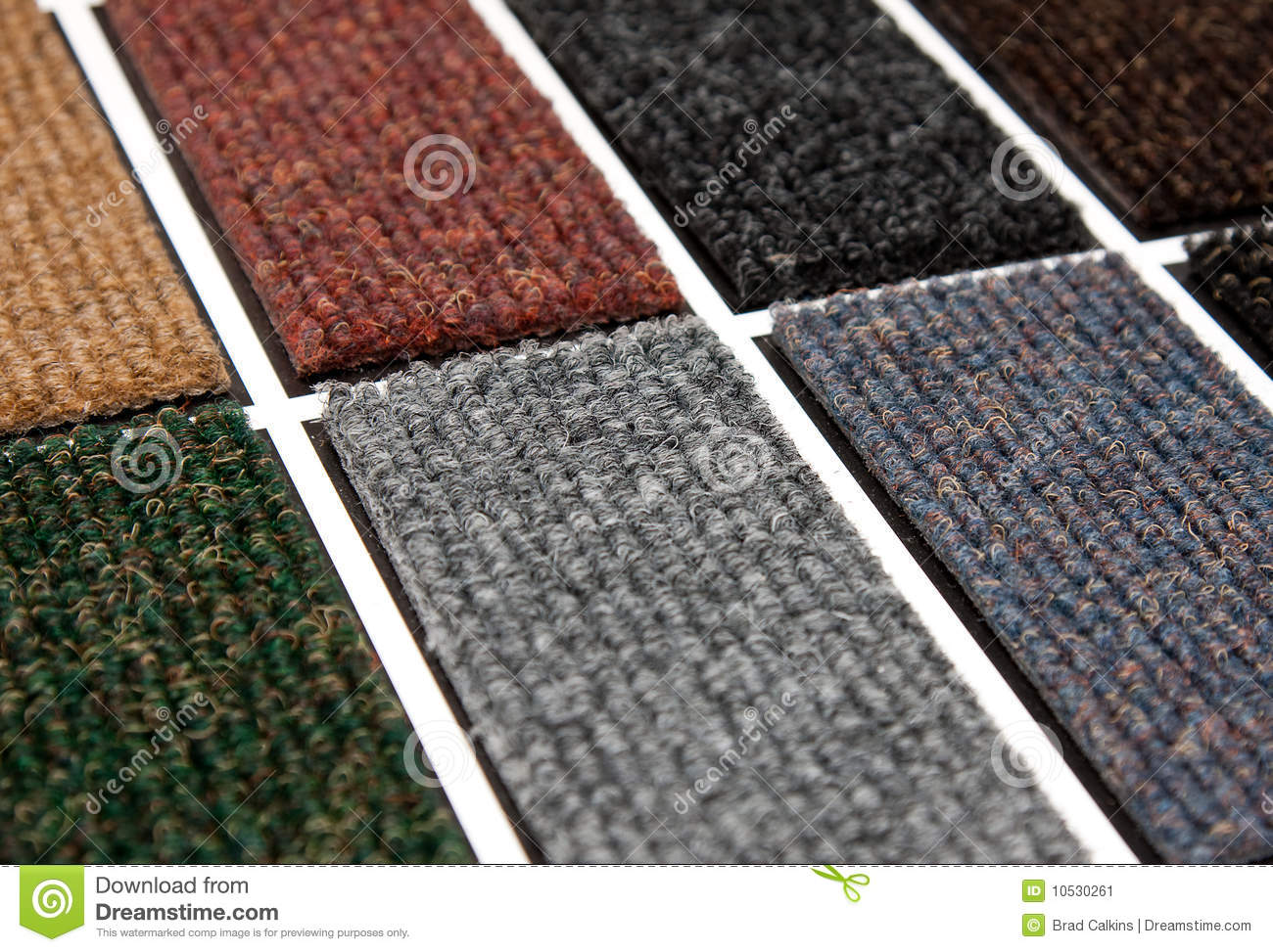 Carpet Samples Stock Image Image Of Colors Carpets