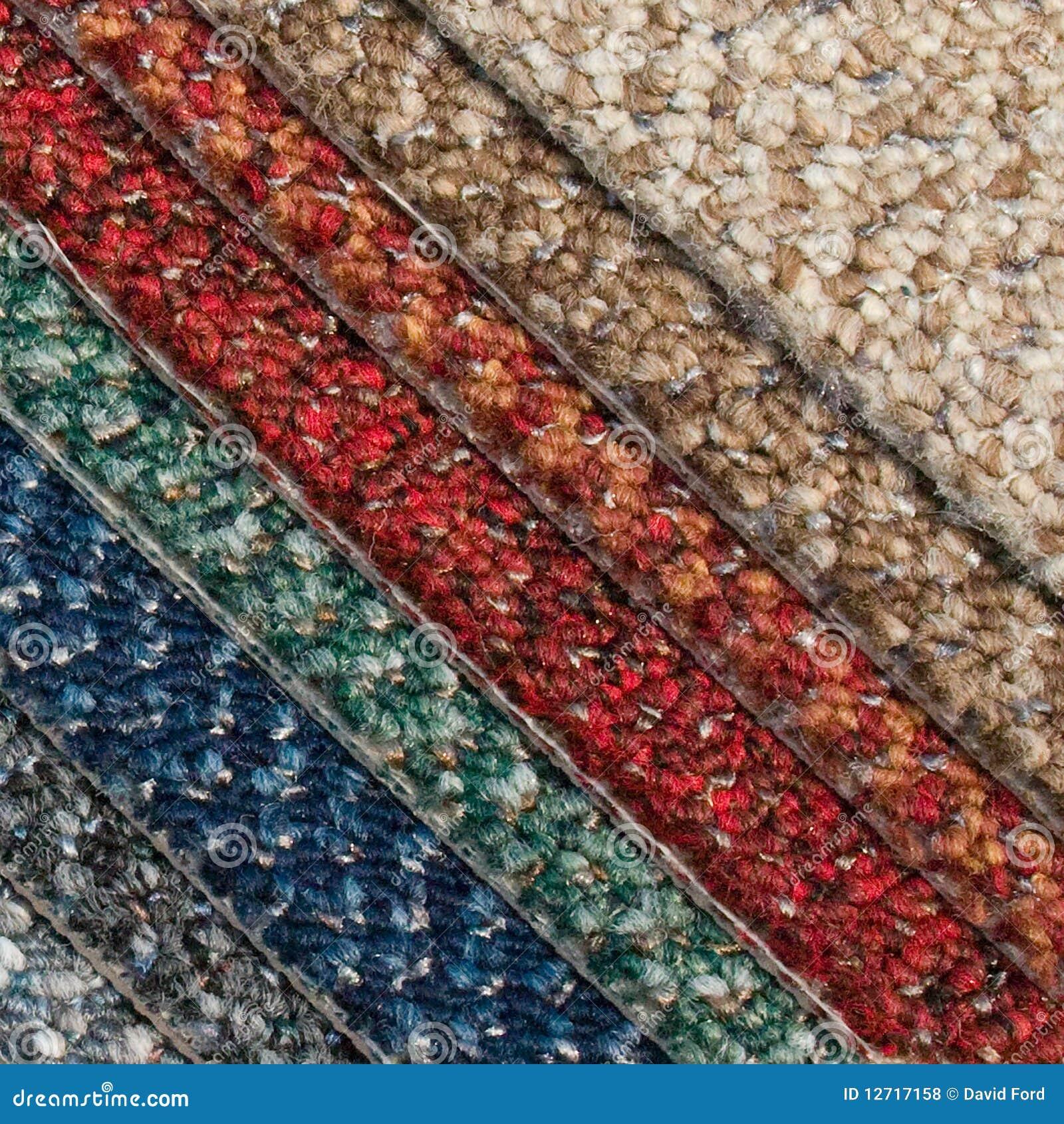 Carpet Samples stock photo. Image of choice, interior