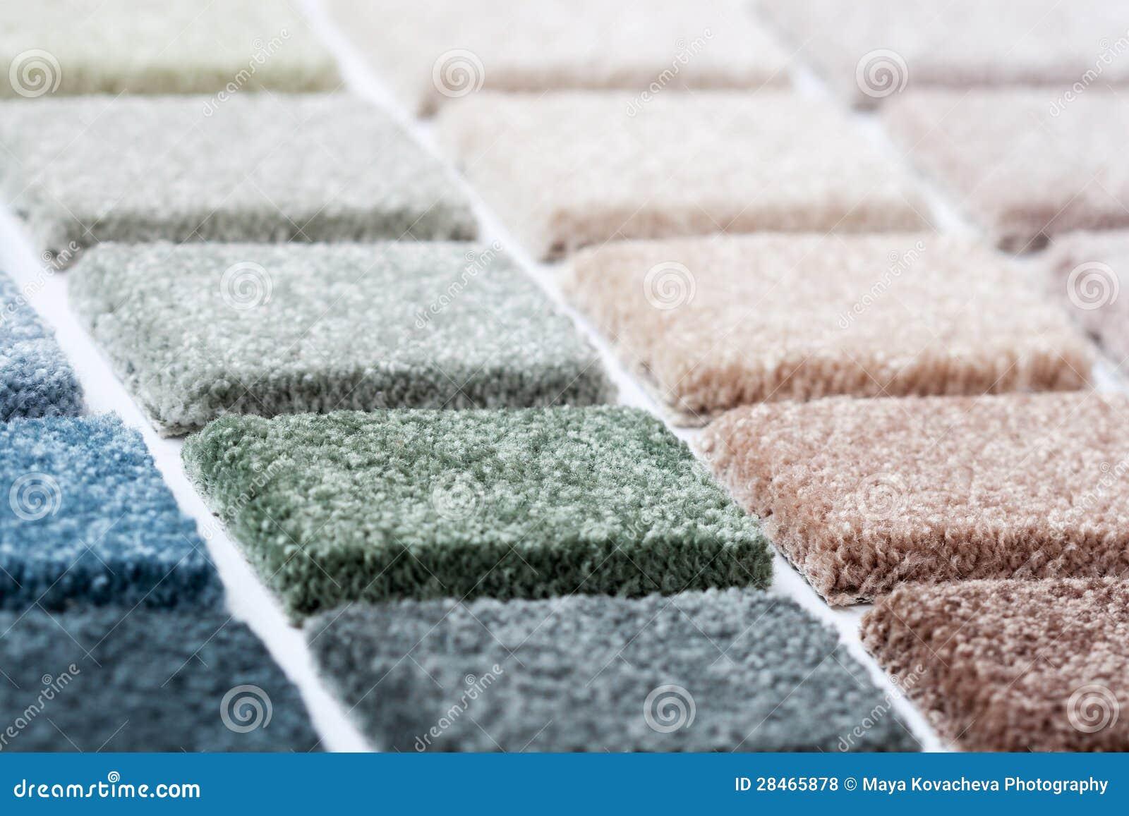 Carpet Samples Royalty Free Stock Photos - Image: 28465878