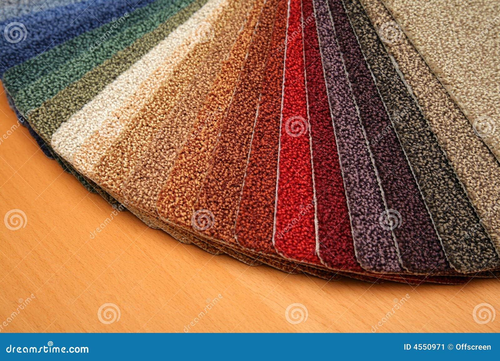Carpet samples stock image. Image of sample, wool, sale
