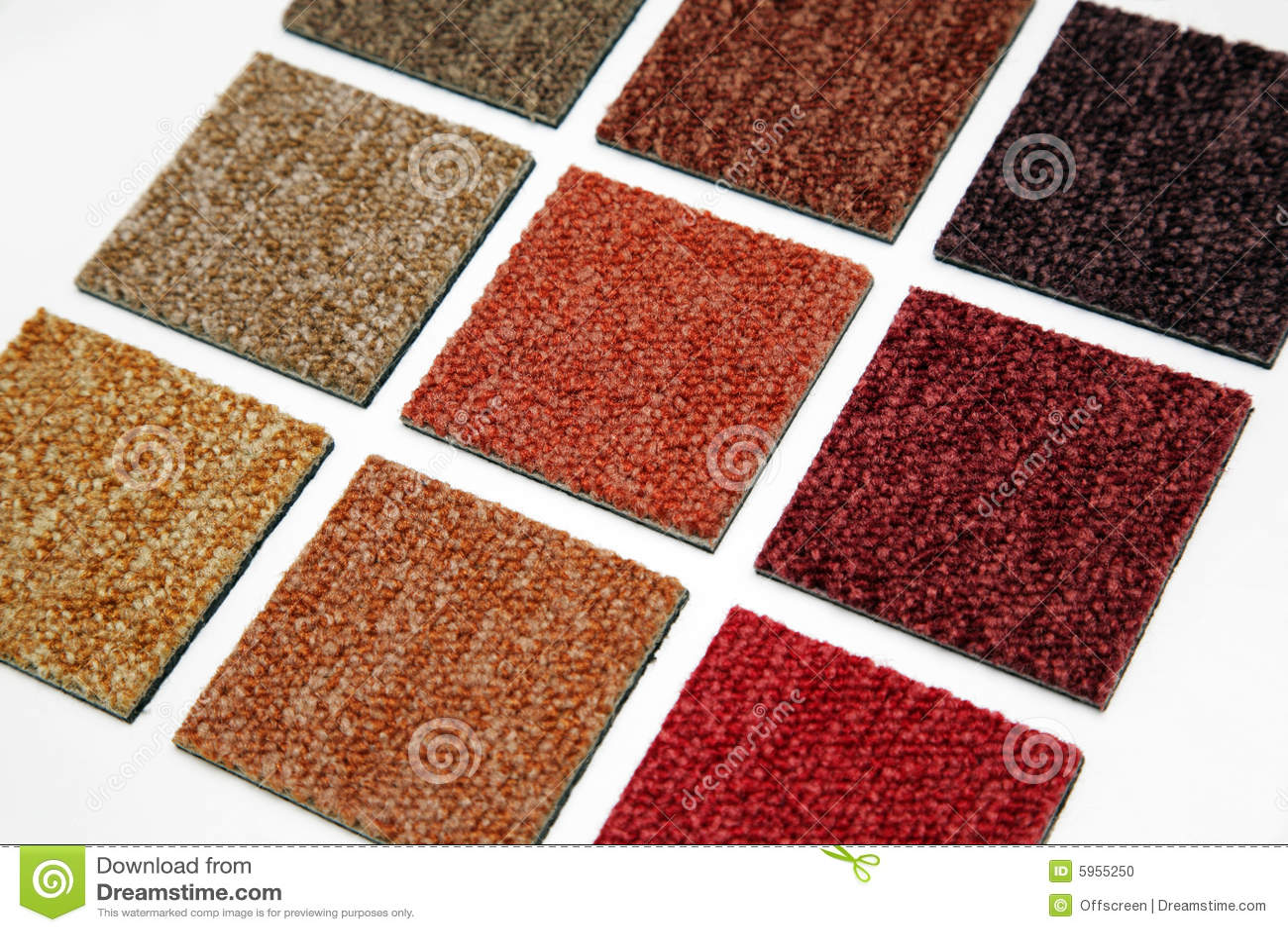 Carpet Samples Stock Photo Image Of Sale Tile