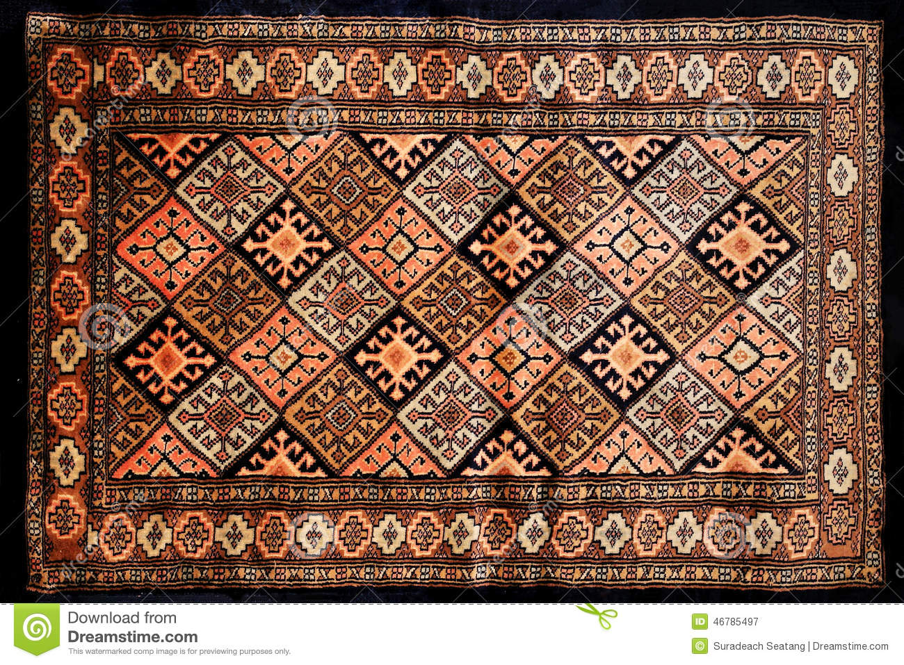 Carpet Texture Stock Photo Image 46785497
