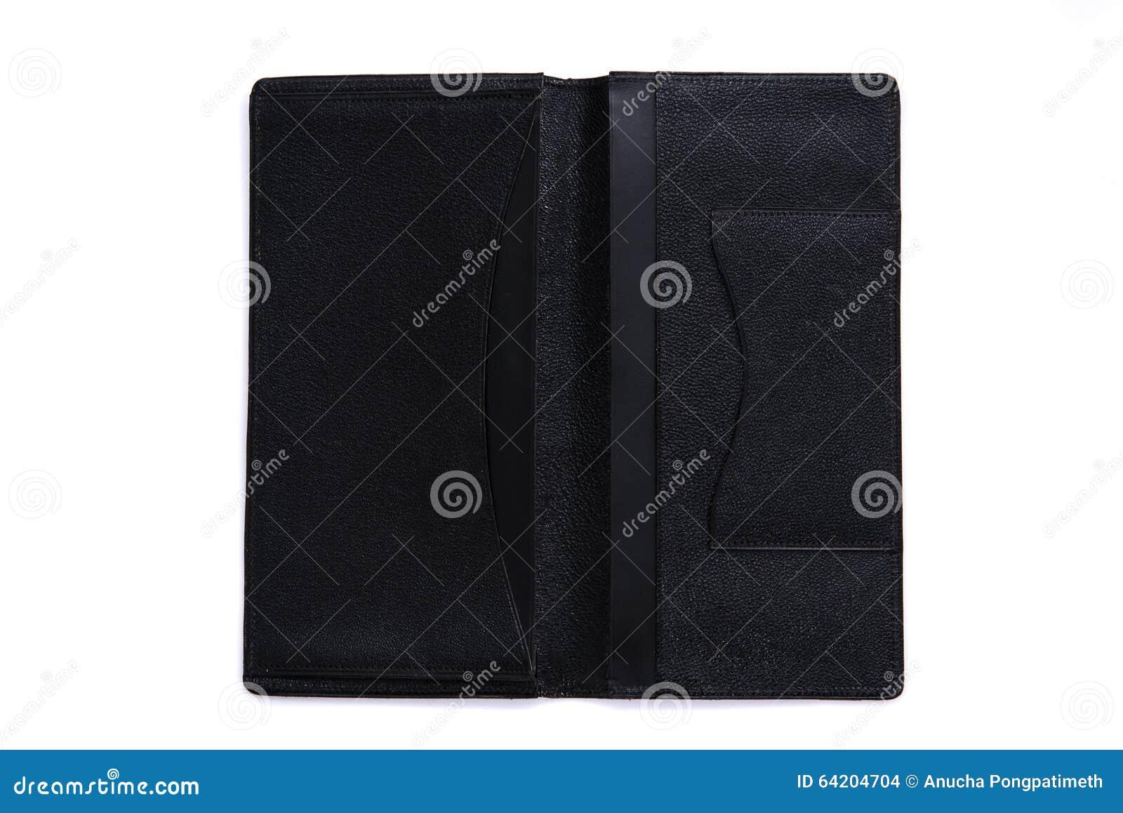 Carpeta de cuero