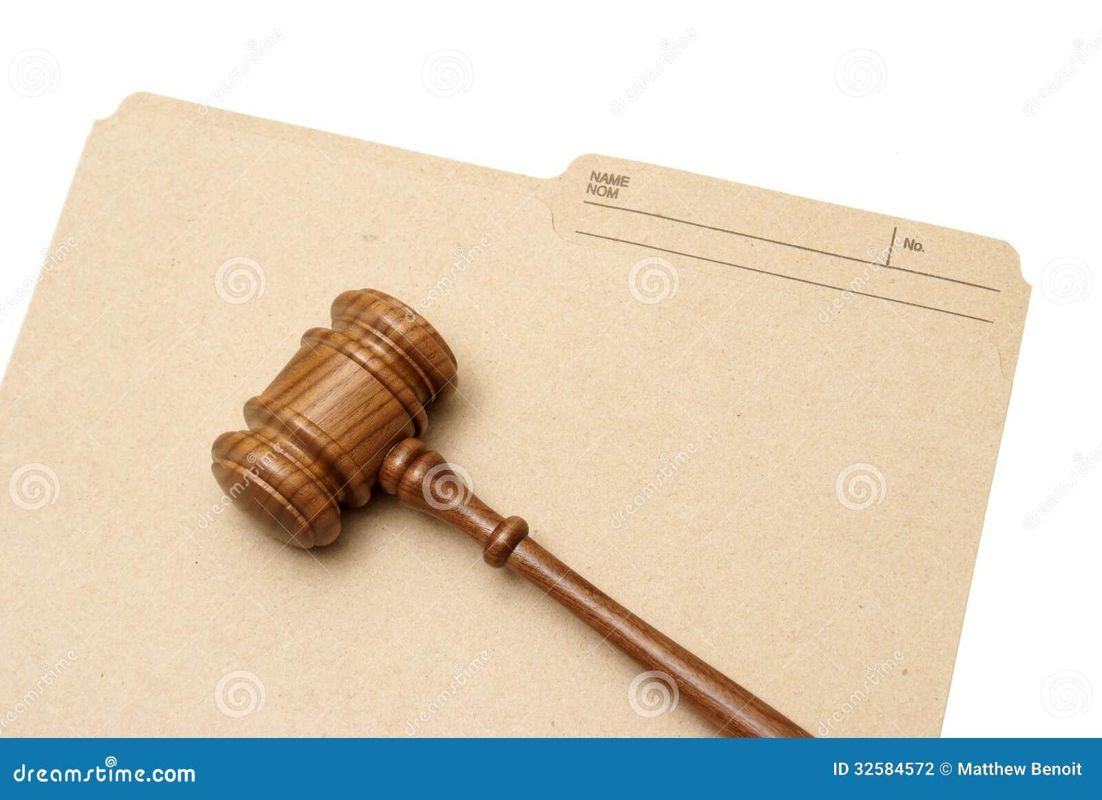 Carpeta legal