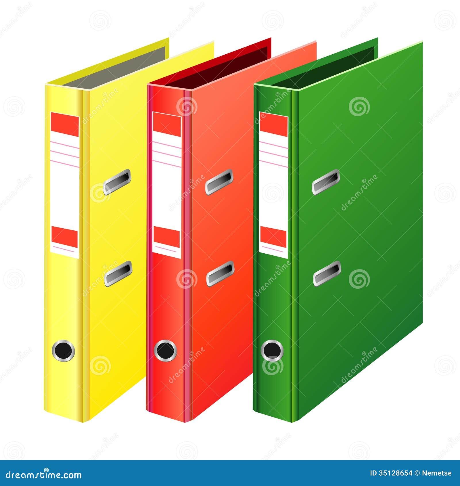 Carpeta para los archivos de los datos imagenes de archivo for Carpetas para oficina