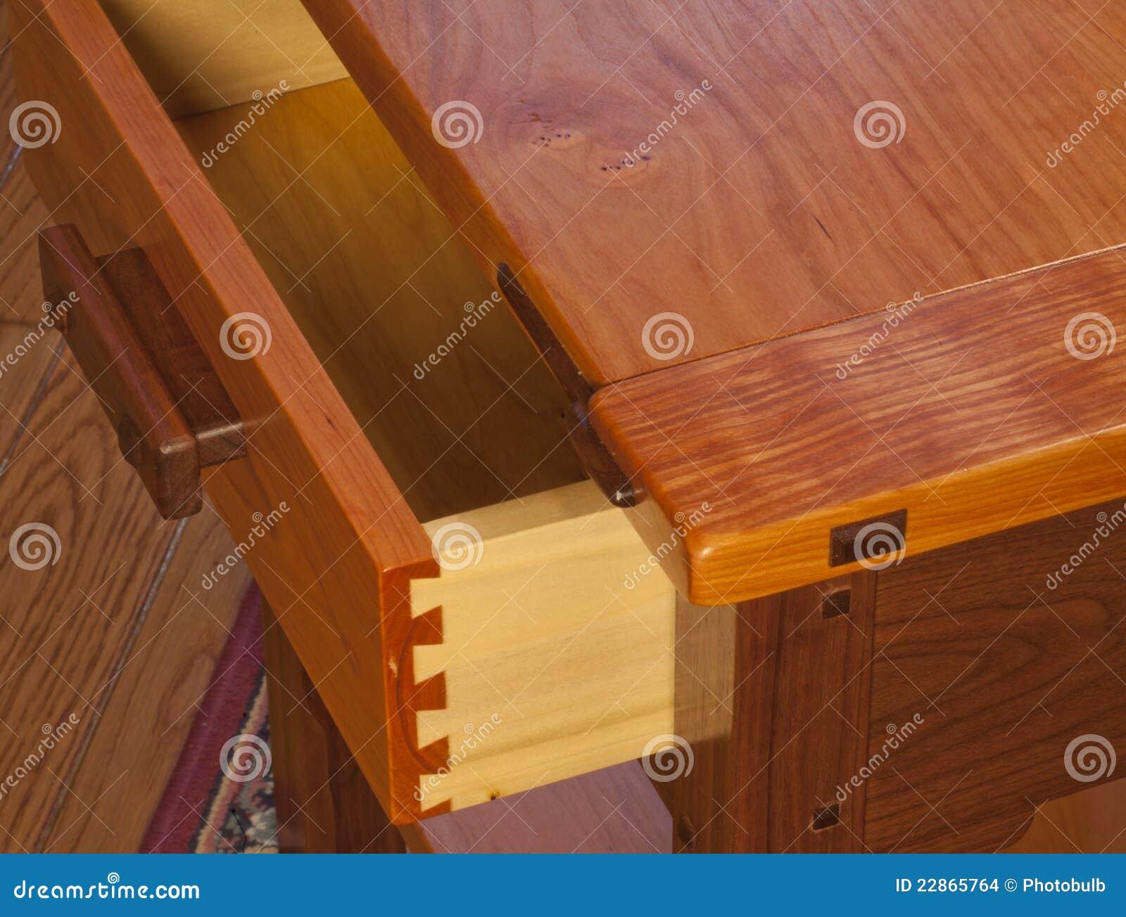 Carpinter a de madera de la cola de pato imagenes de for Carpinteria en madera