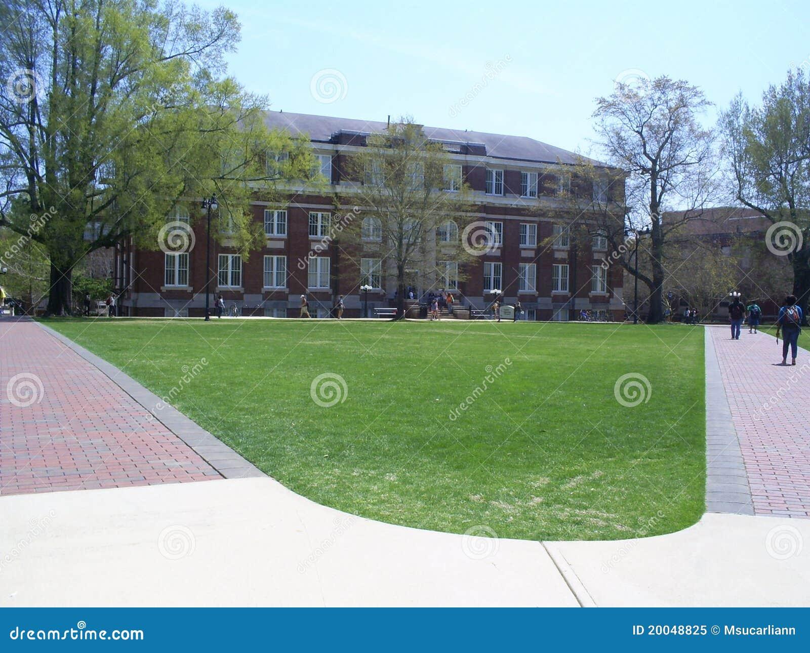 Carpintero Pasillo en la universidad de estado de Mississippi