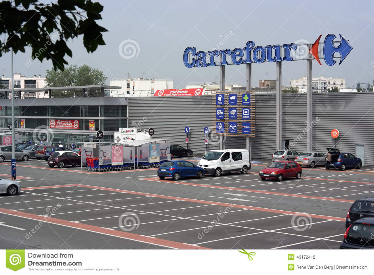 carrefour a french multinational retailer marketing essay The main factors should be considered by tncs to  wal-mart stores is an american multinational retailer corporation  the french retail giant carrefour.