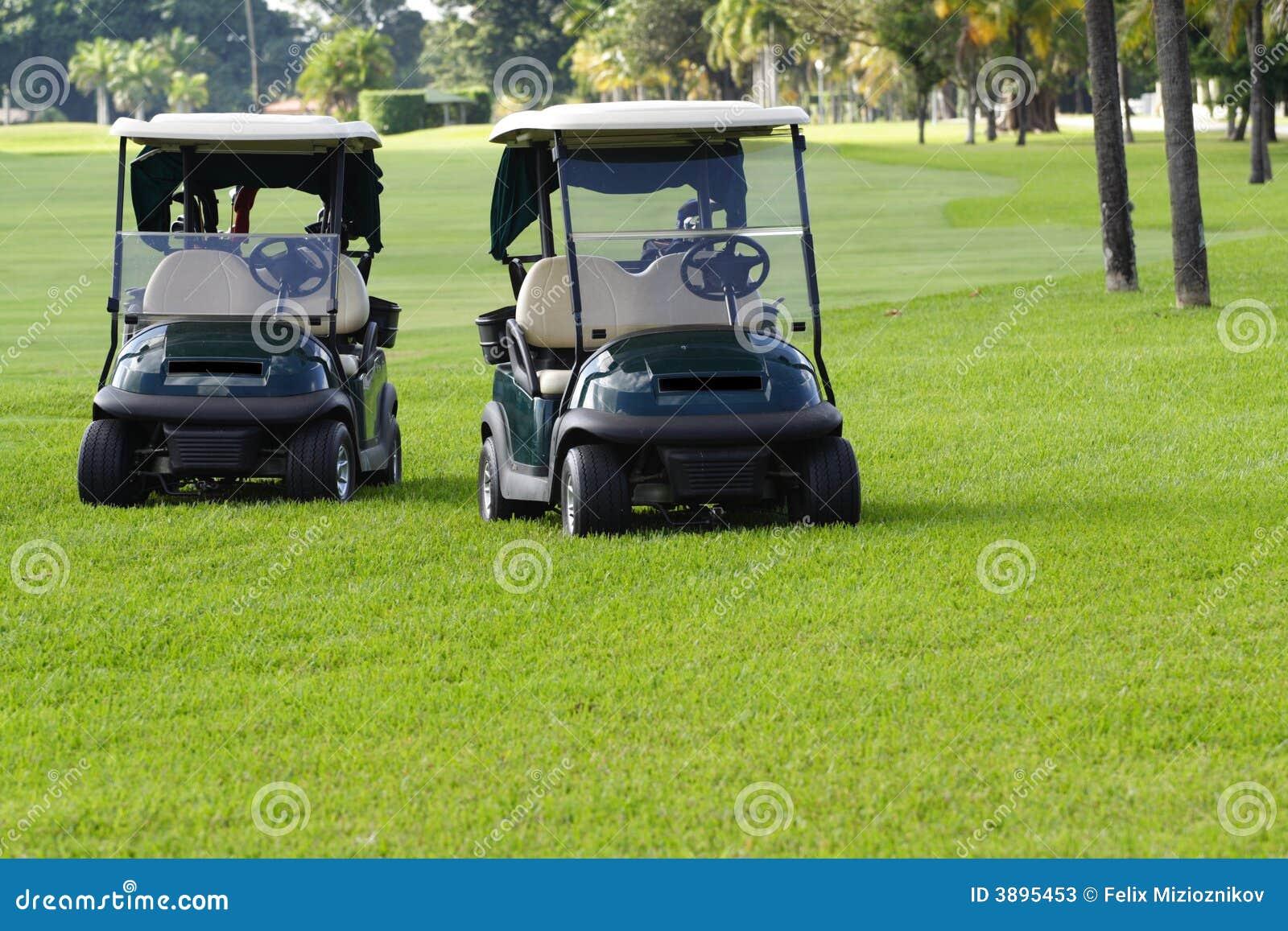 Carrelli di golf
