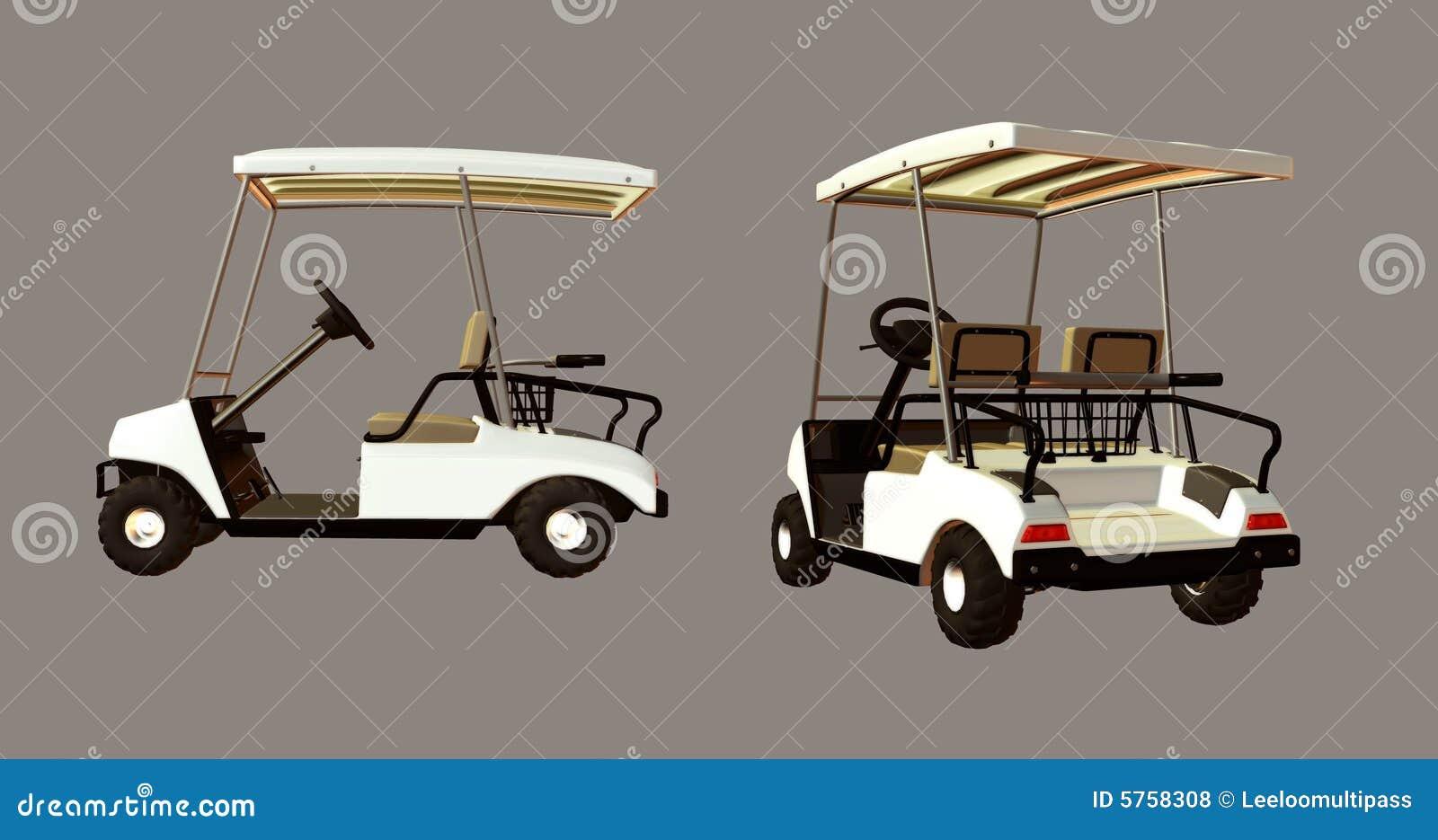 Carrello di golf
