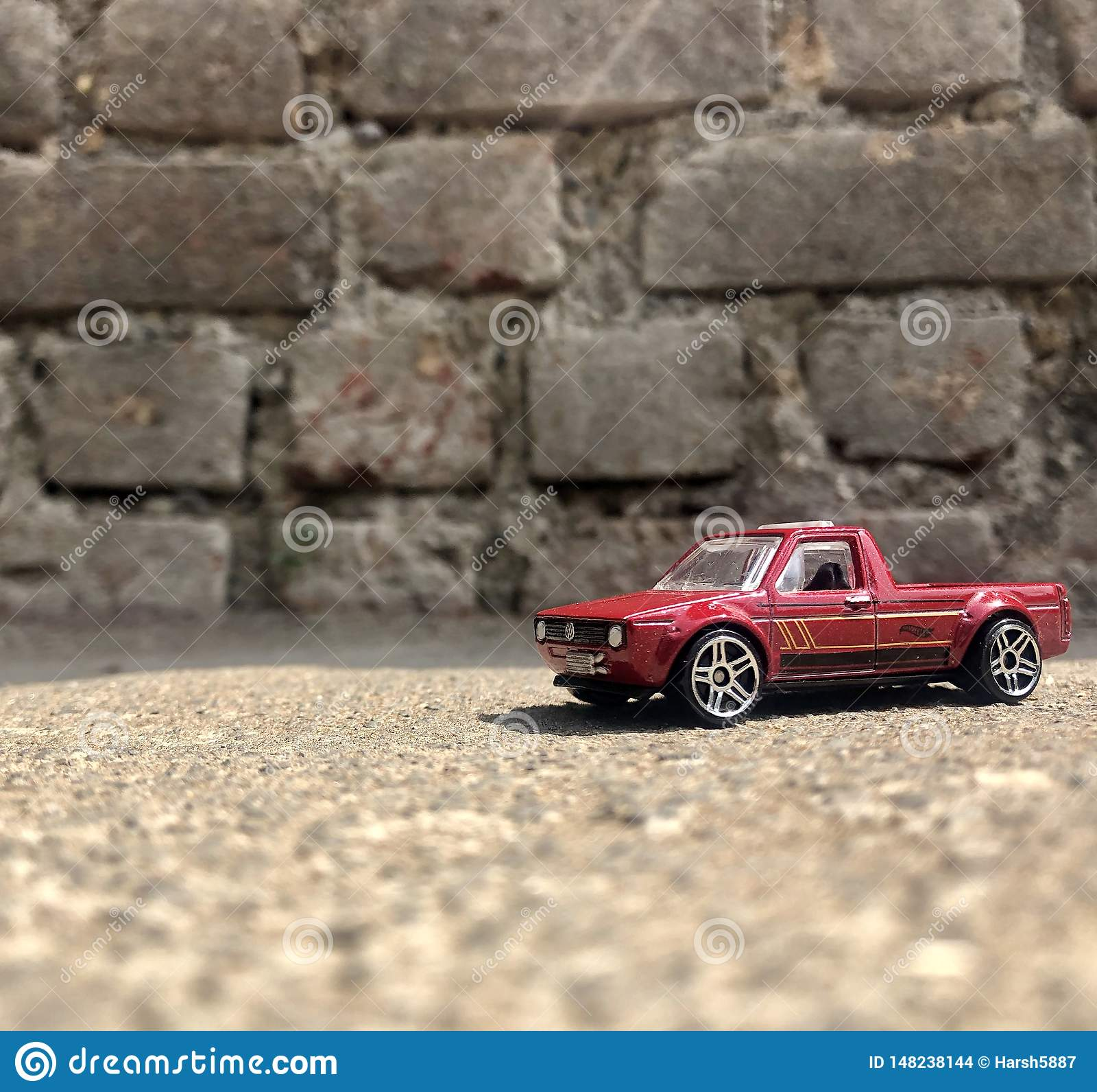 Carrello Rock Solid di Volkswagen