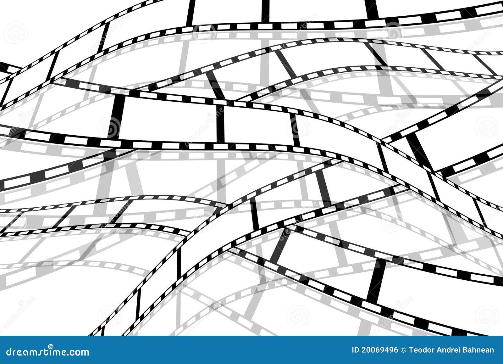 Carretéis de película