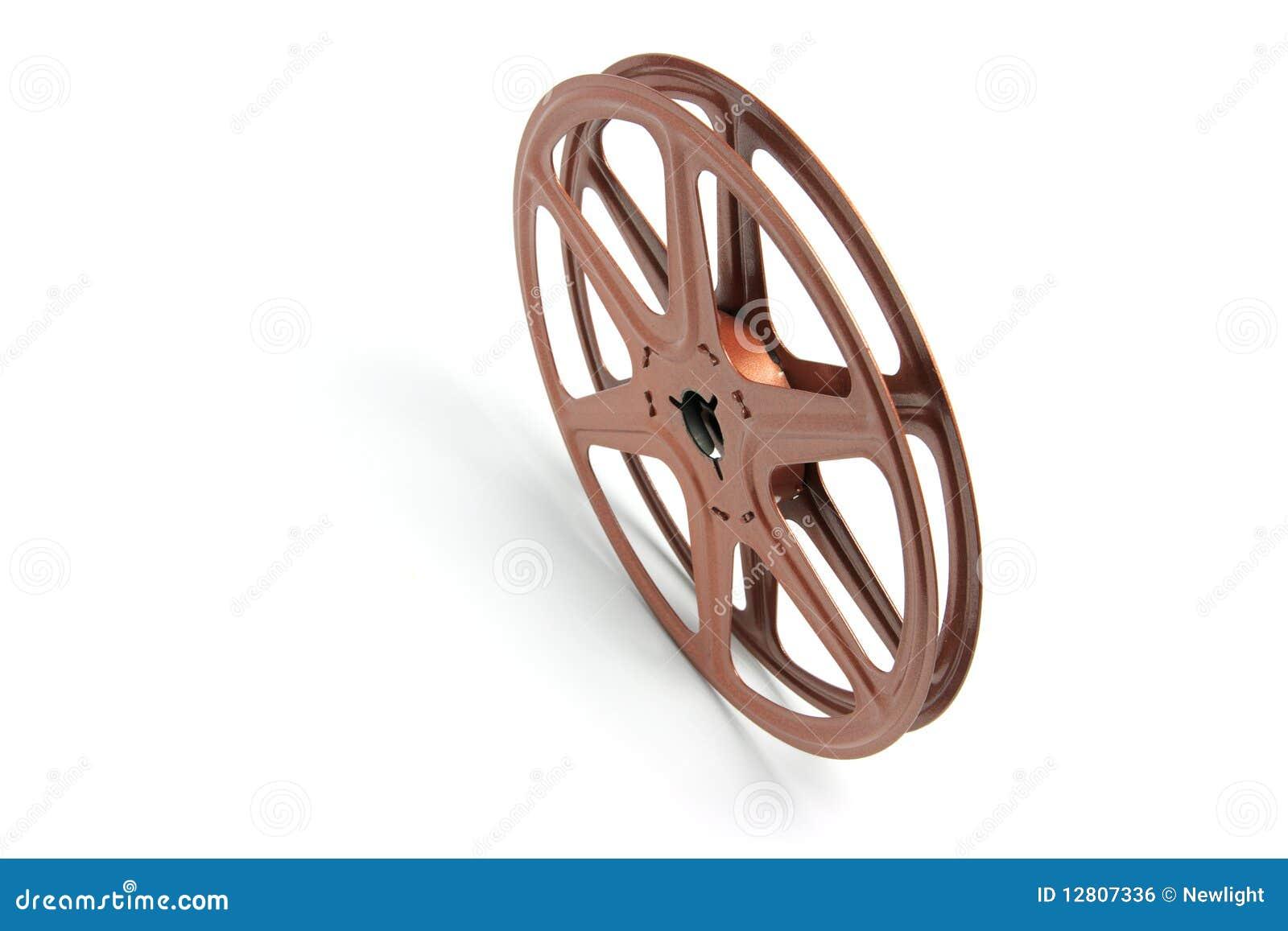 Carretel de película do filme