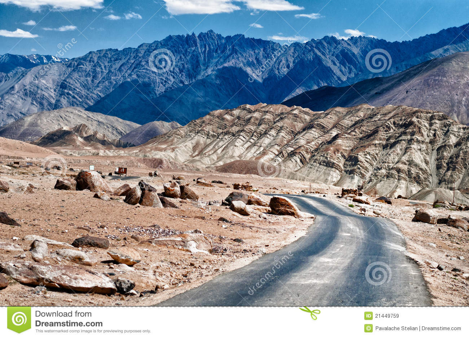 Carretera de Ladakh
