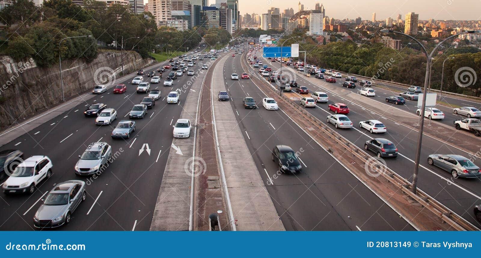 Carretera de par en par