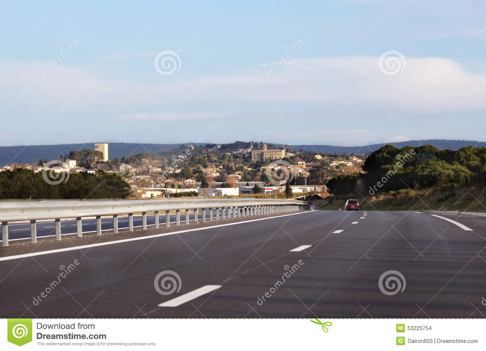 Carretera Francia