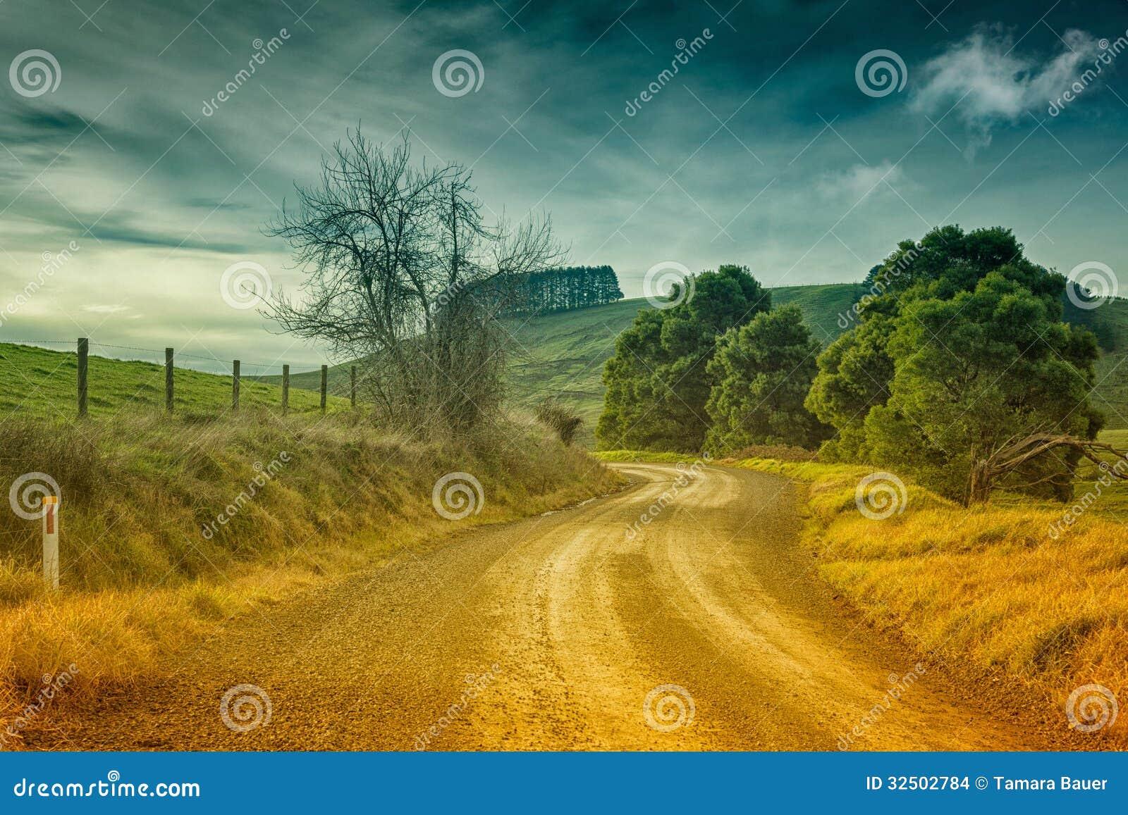 Carretera nacional en Australia