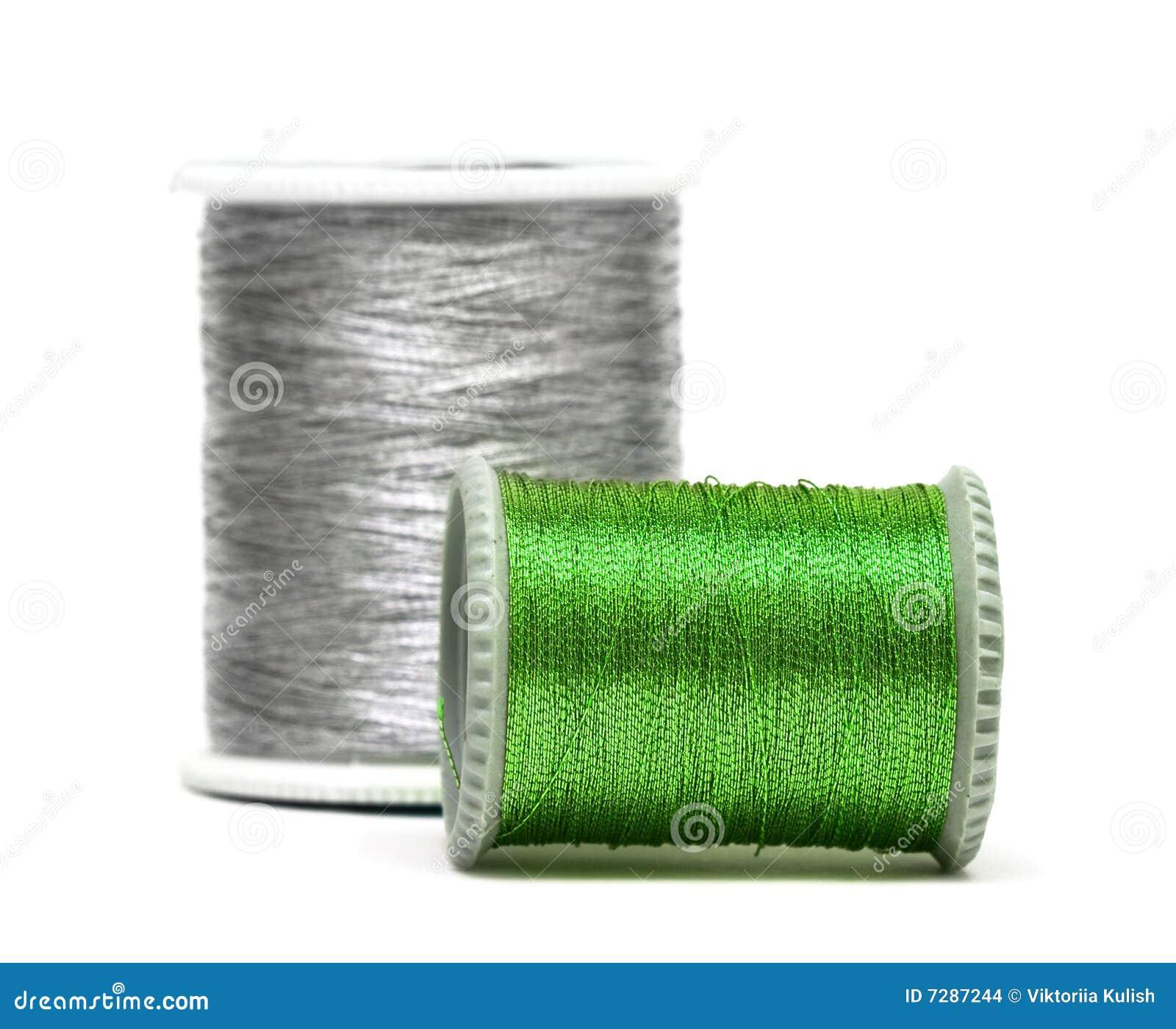 Carretes de cuerdas de rosca