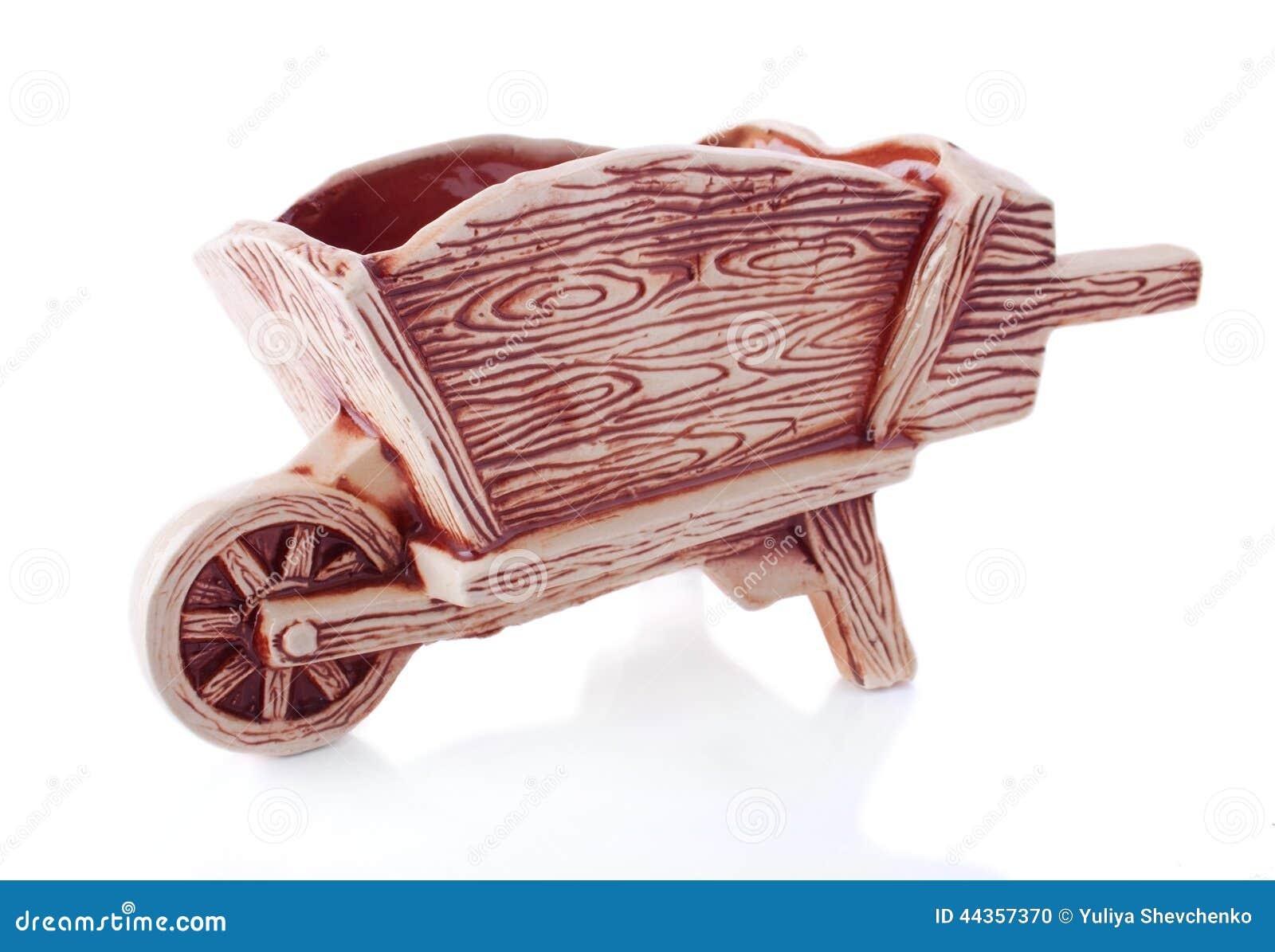Carretto ceramico