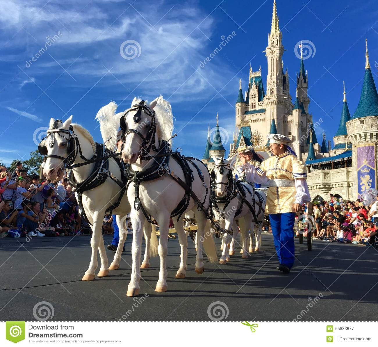 Cinderella Carriage Editorial Photo Cartoondealer Com