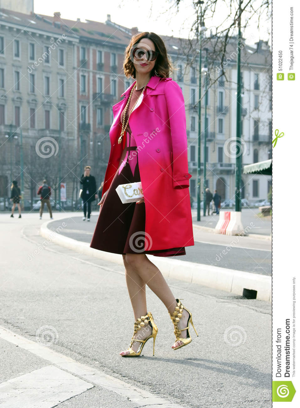 Carrie colbert Milano,milan fashion week streetstyle autumn winter 2015 2016