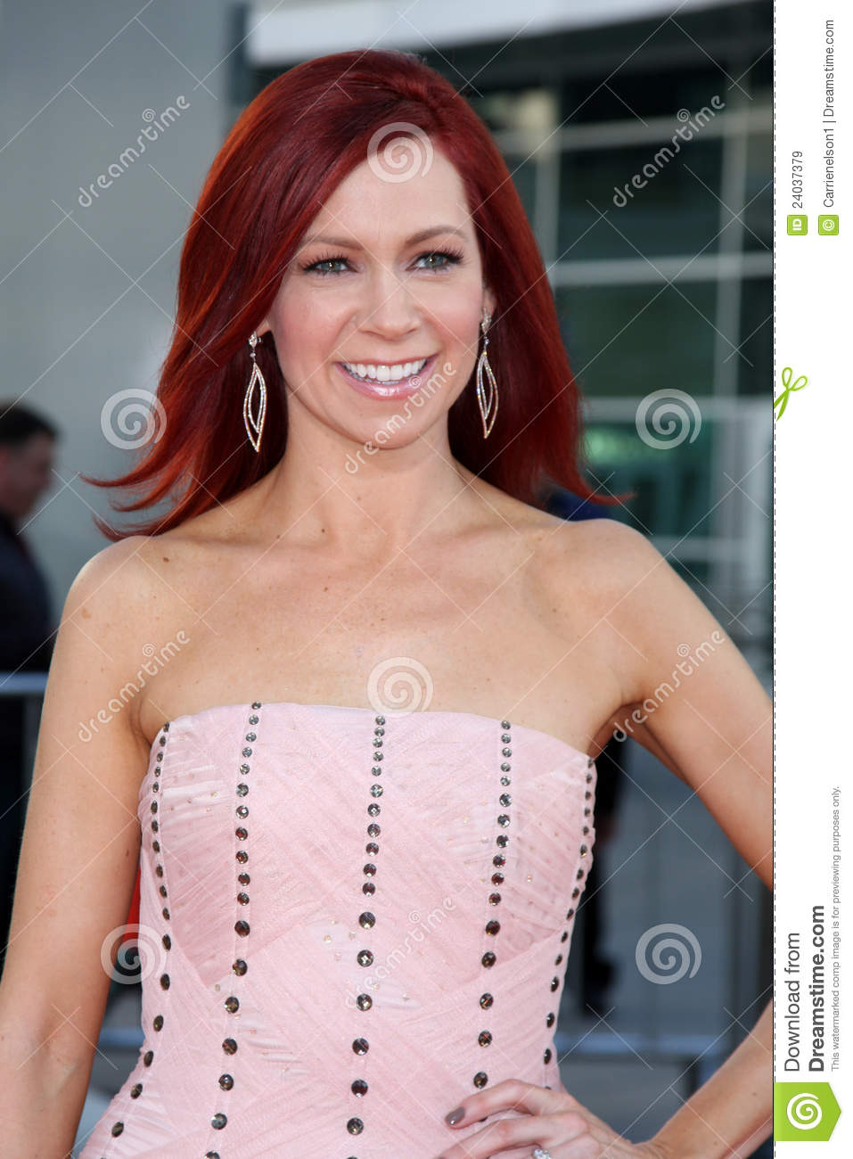 Carrie Preston commercial