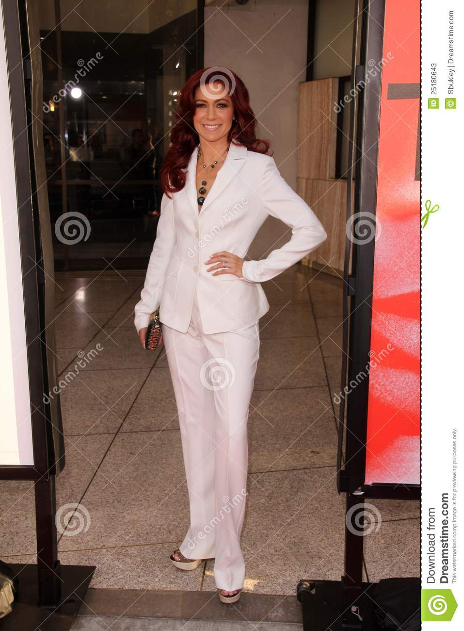 Carrie Preston am HBO