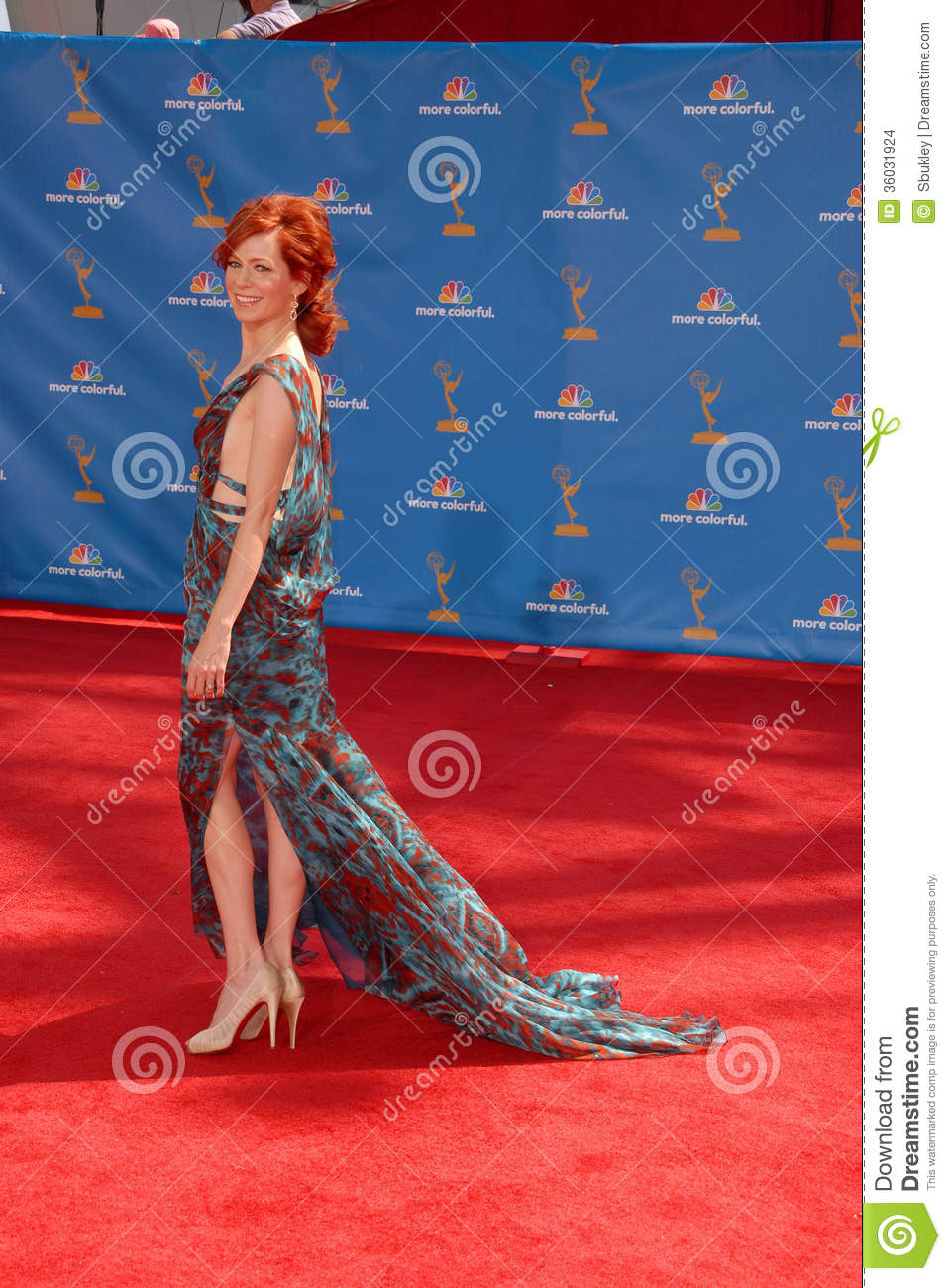 Carrie Preston Editorial Stock Image Image Of Michael 36031924