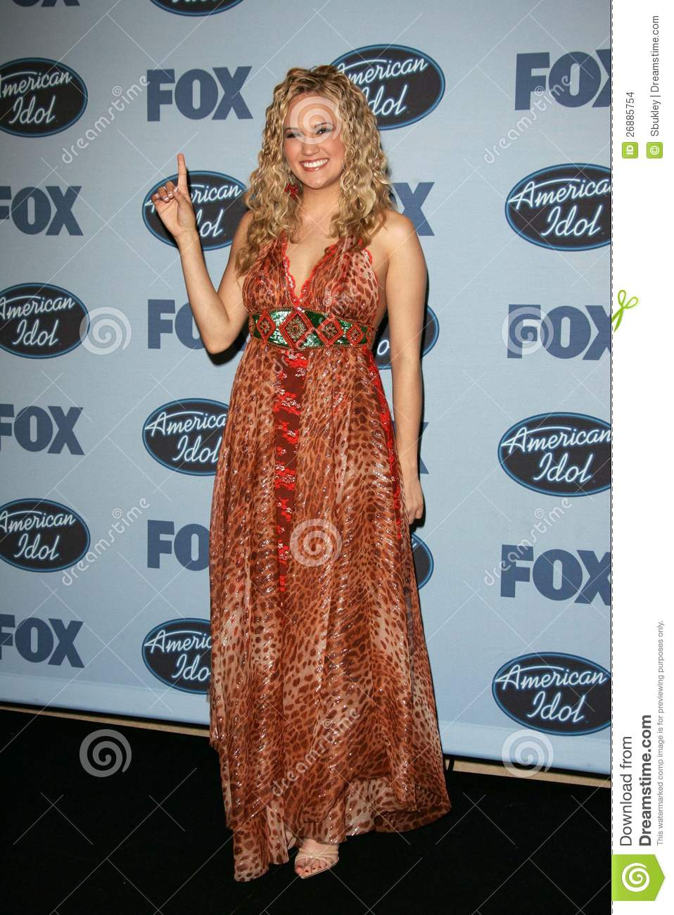 Carrie Underwood Editorial Stock Image Image Of Press 26885754