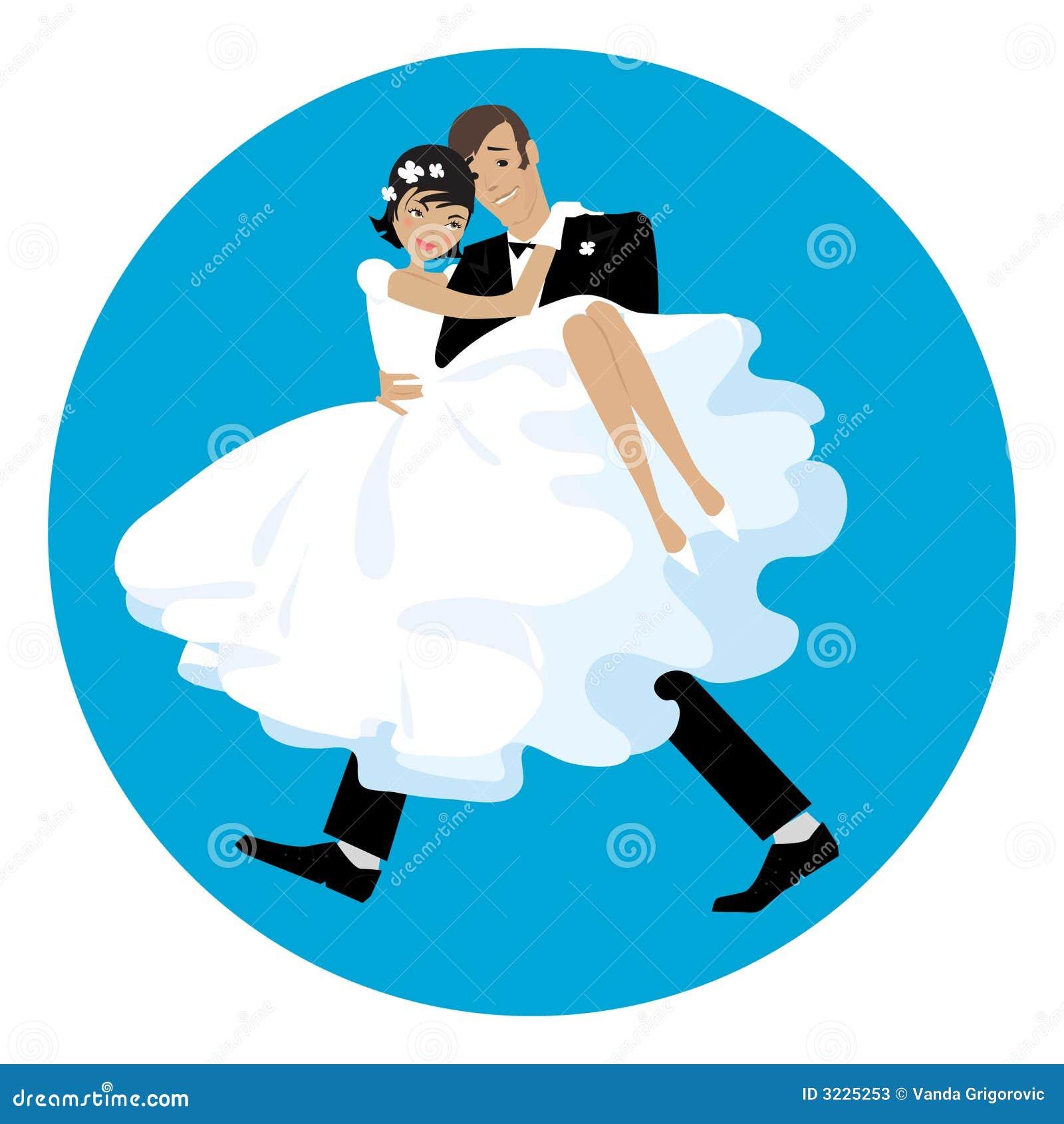 Carring die Braut