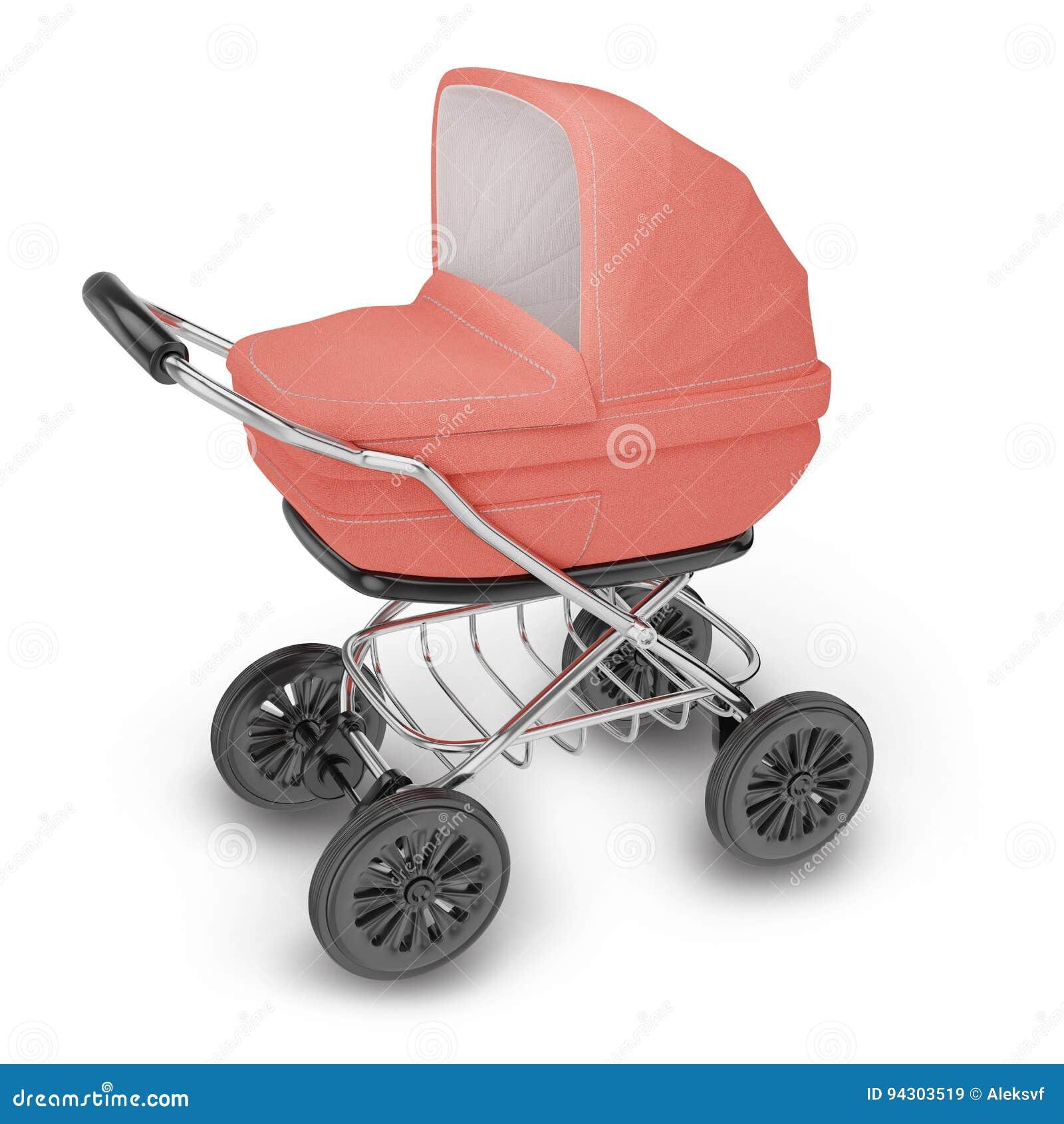 Carrinho de criança de bebê