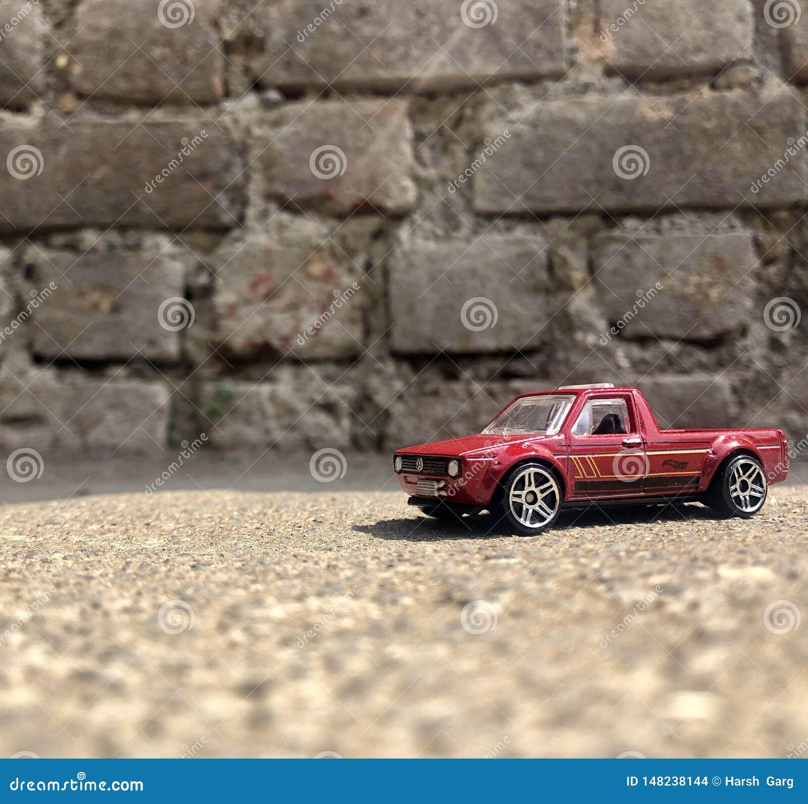 Carrito Rock Solid de Volkswagen