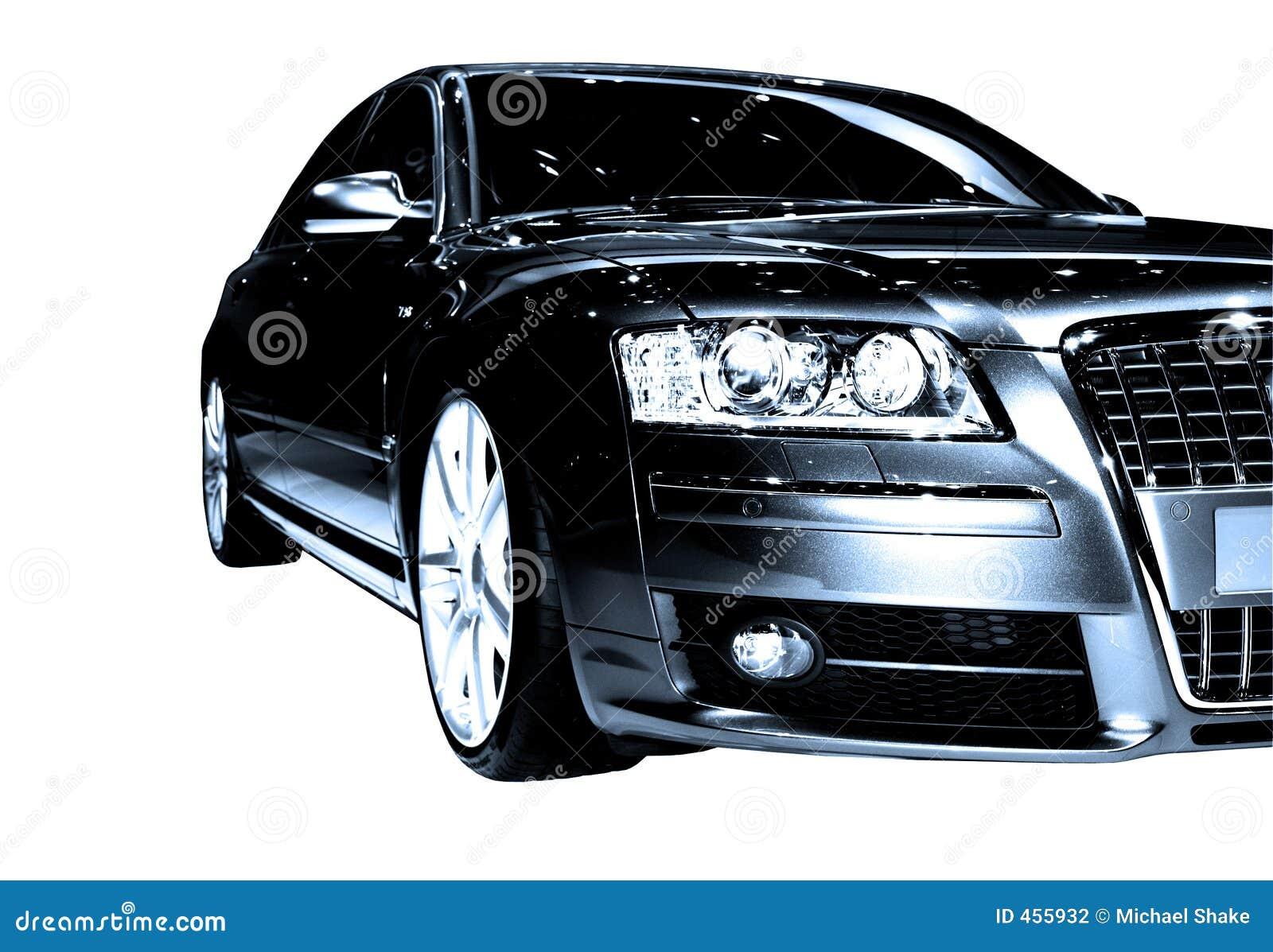 Carro abstrato