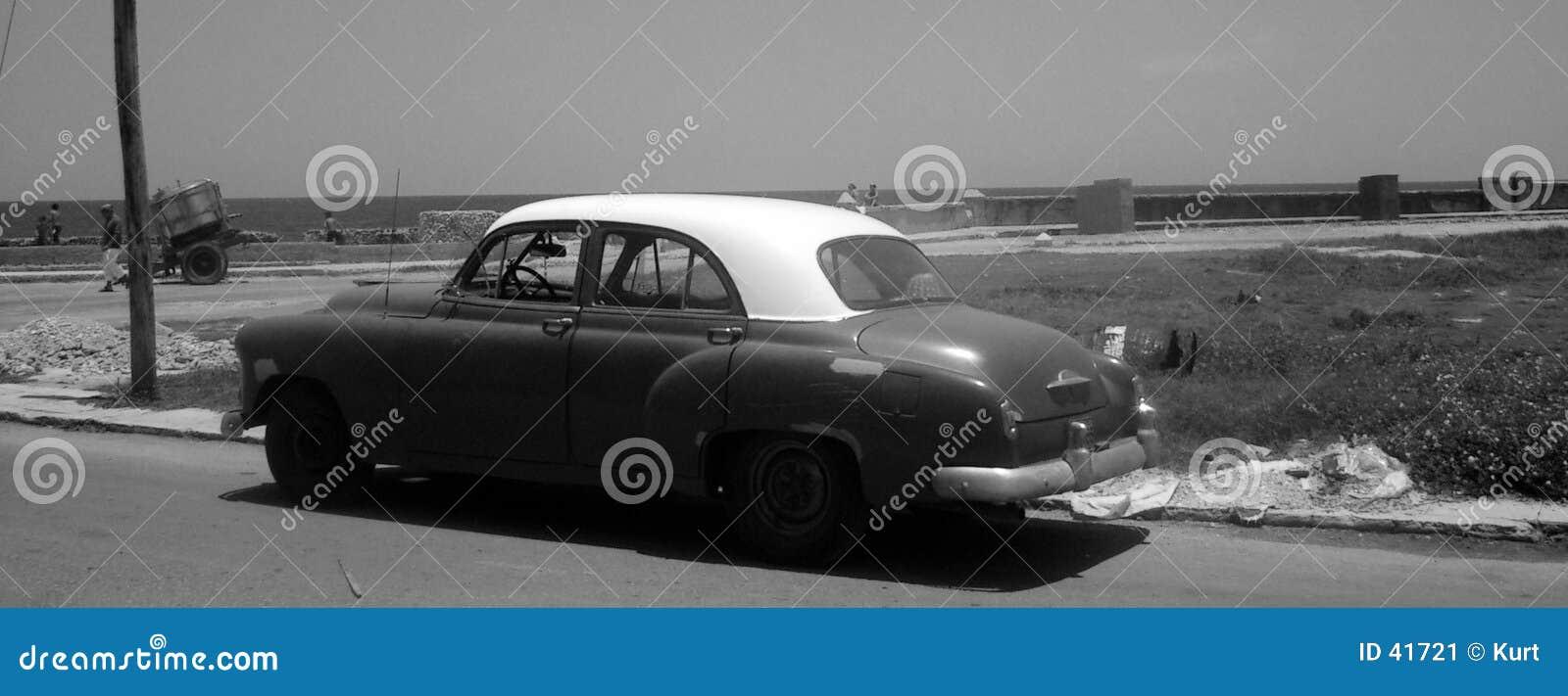 Carro americano dos anos 50