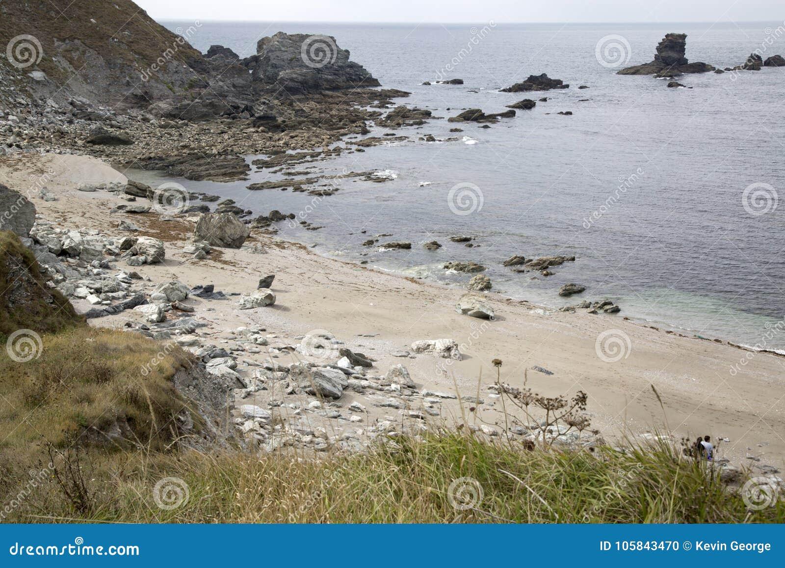Carro Beach in Galicia
